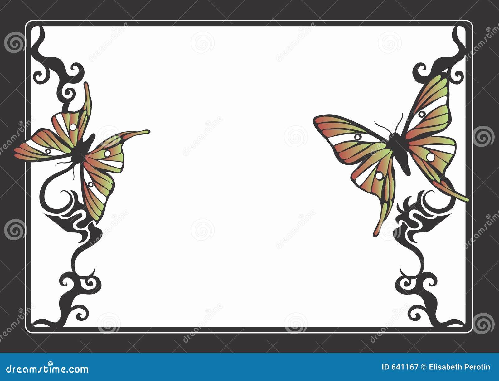 Download бабочки иллюстрация штока. иллюстрации насчитывающей картина - 641167