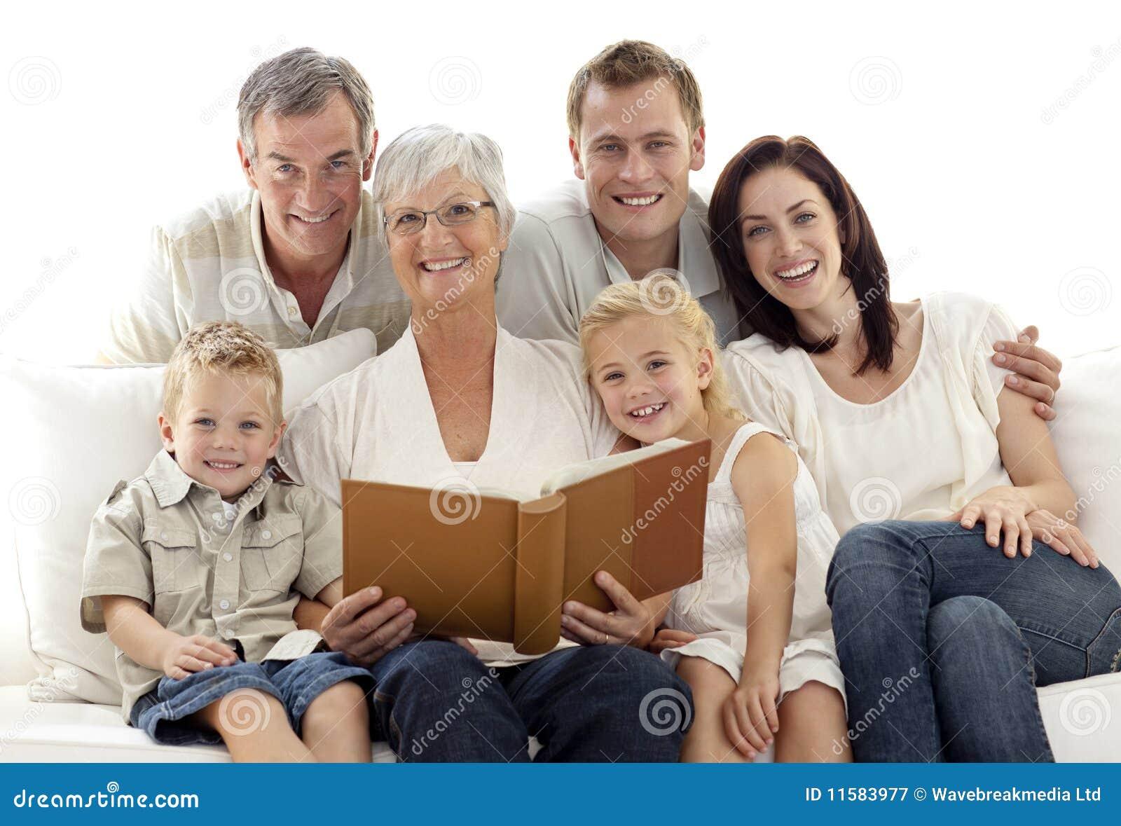 Семья книга для чтения скачать