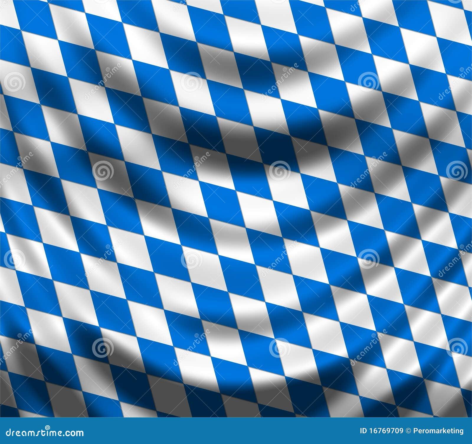 Баварский флаг иллюстрация штока. иллюстрации ...  Баварский Флаг