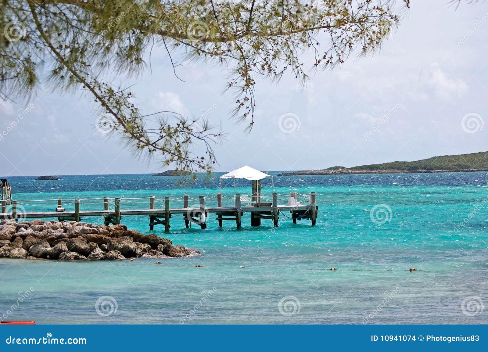 Багамы cococay