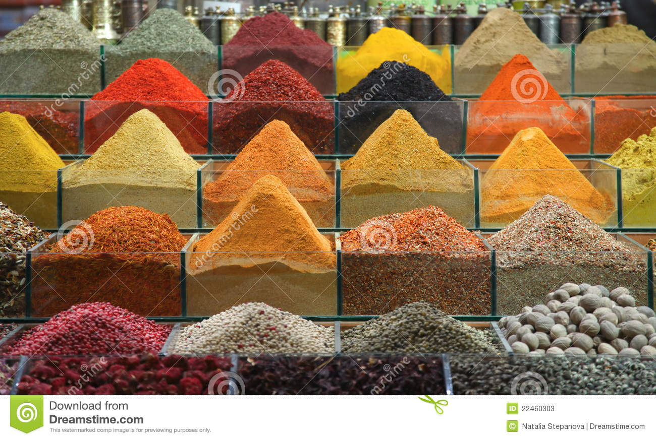 базар spices традиционные turkish
