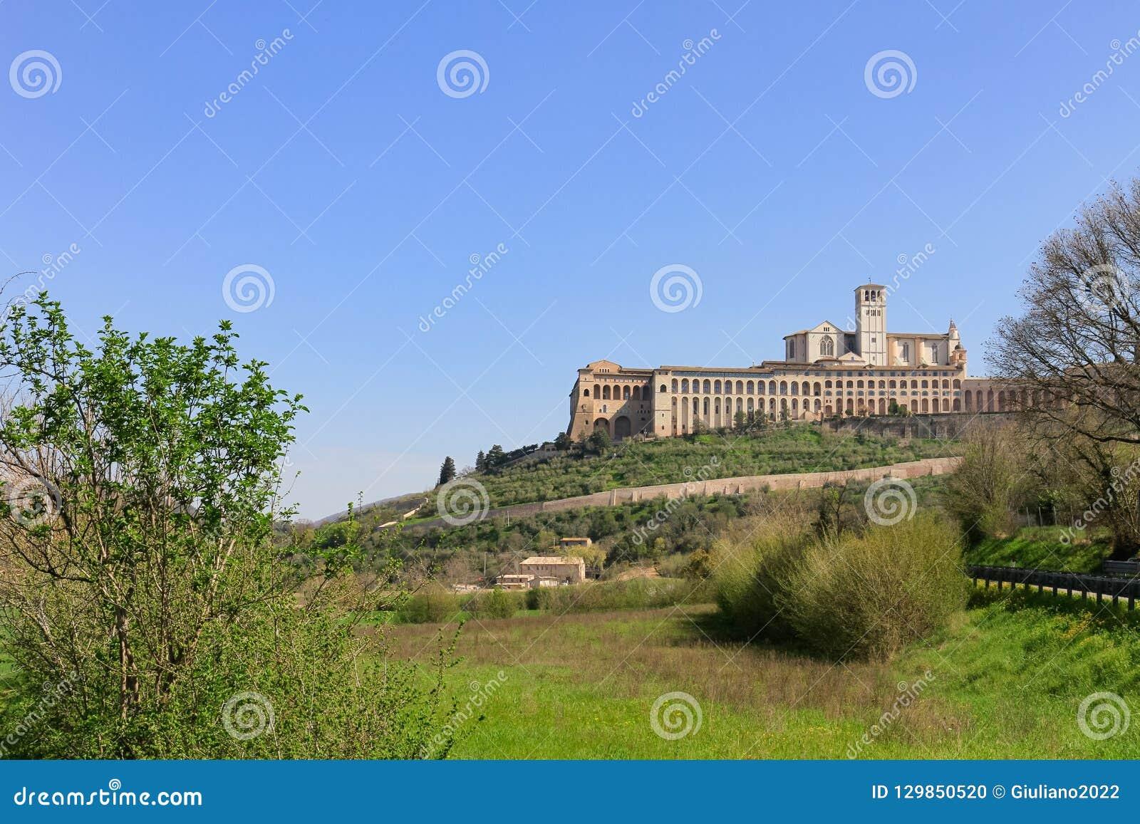 Базилика святой Фрэнсис Assisi