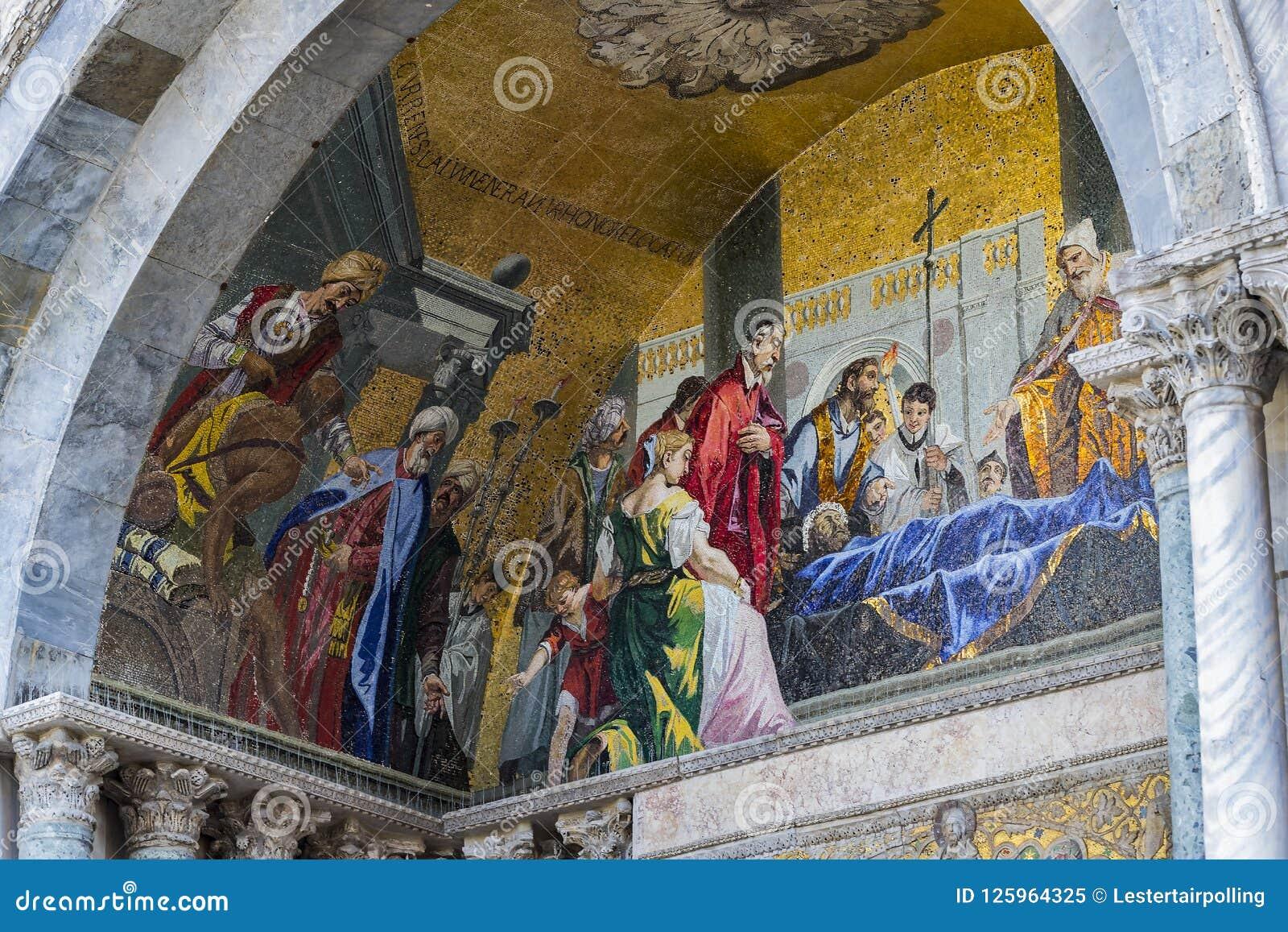 Базилика ` s St Mark в Венеции