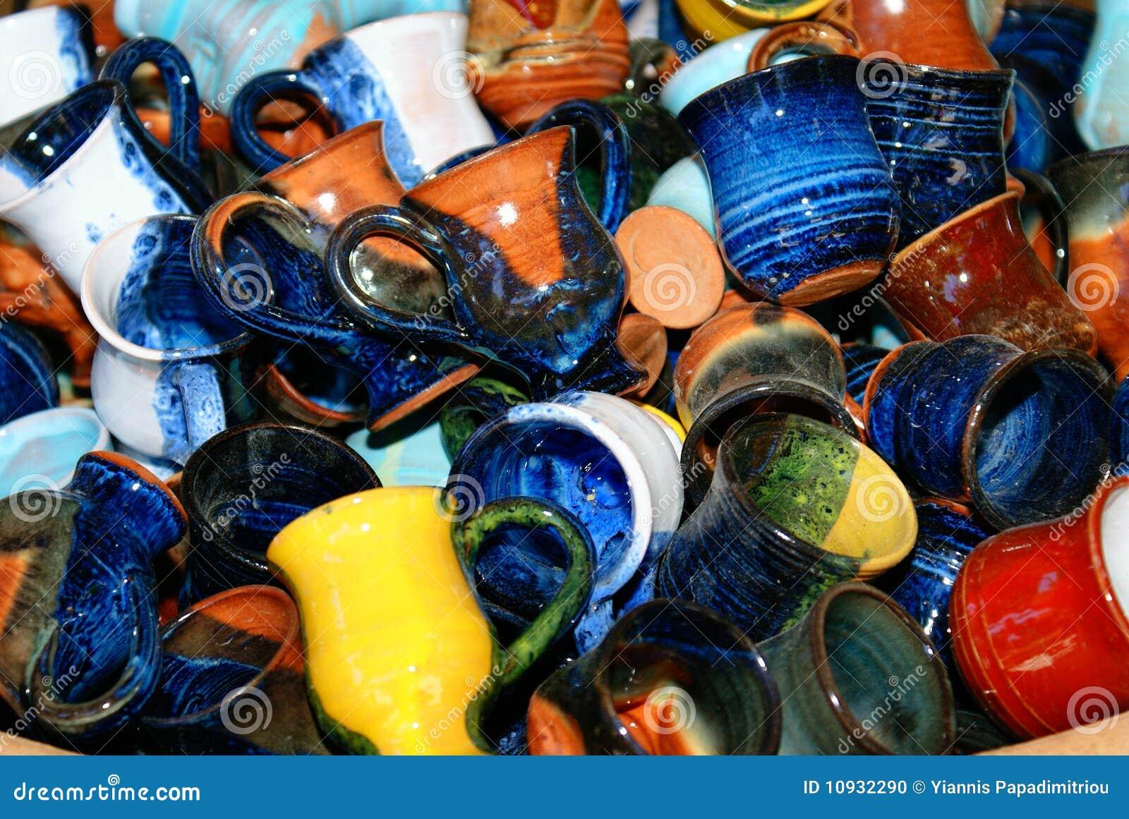 баки керамики массовые