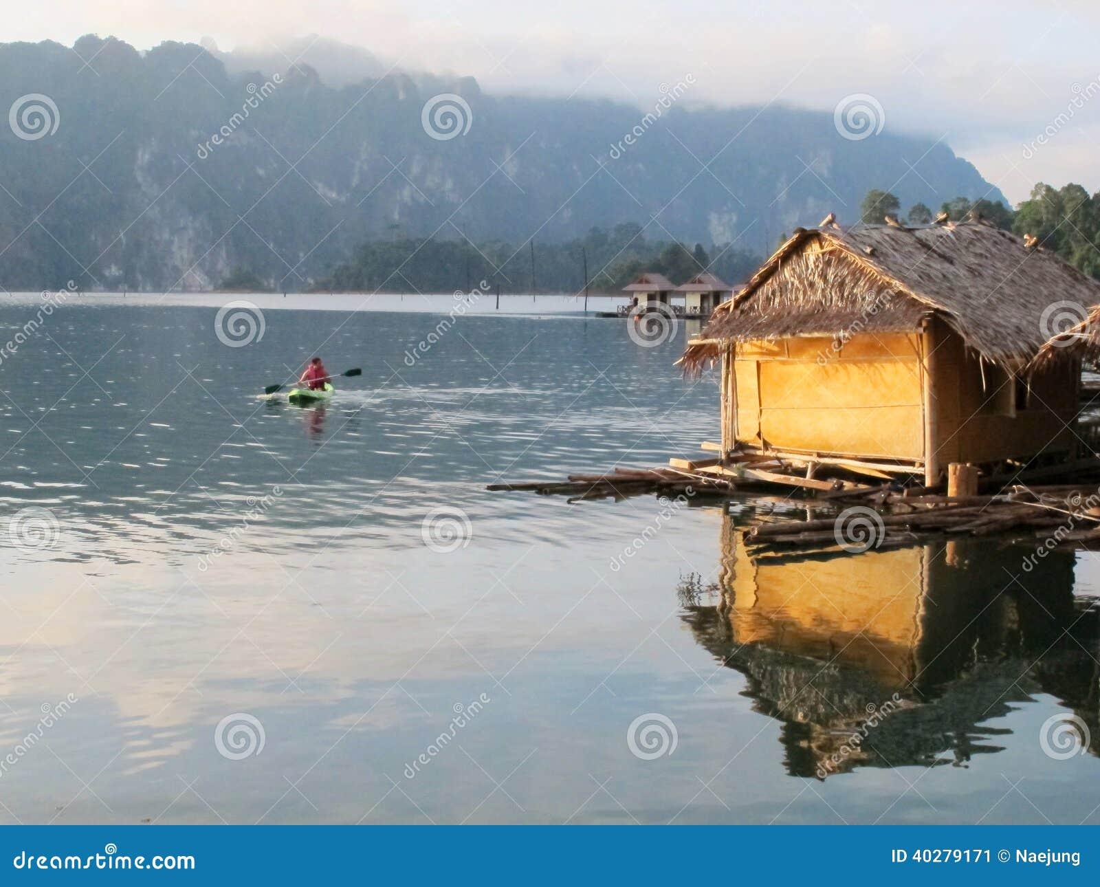 Бамбуковая хата