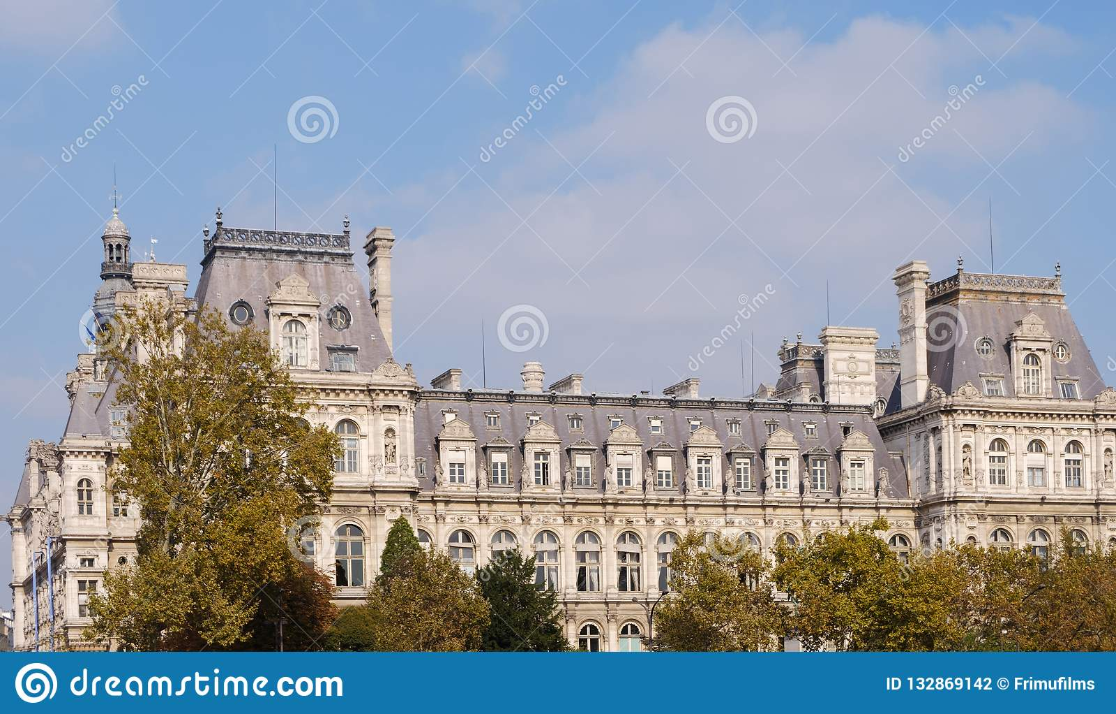 барочная архитектура здания