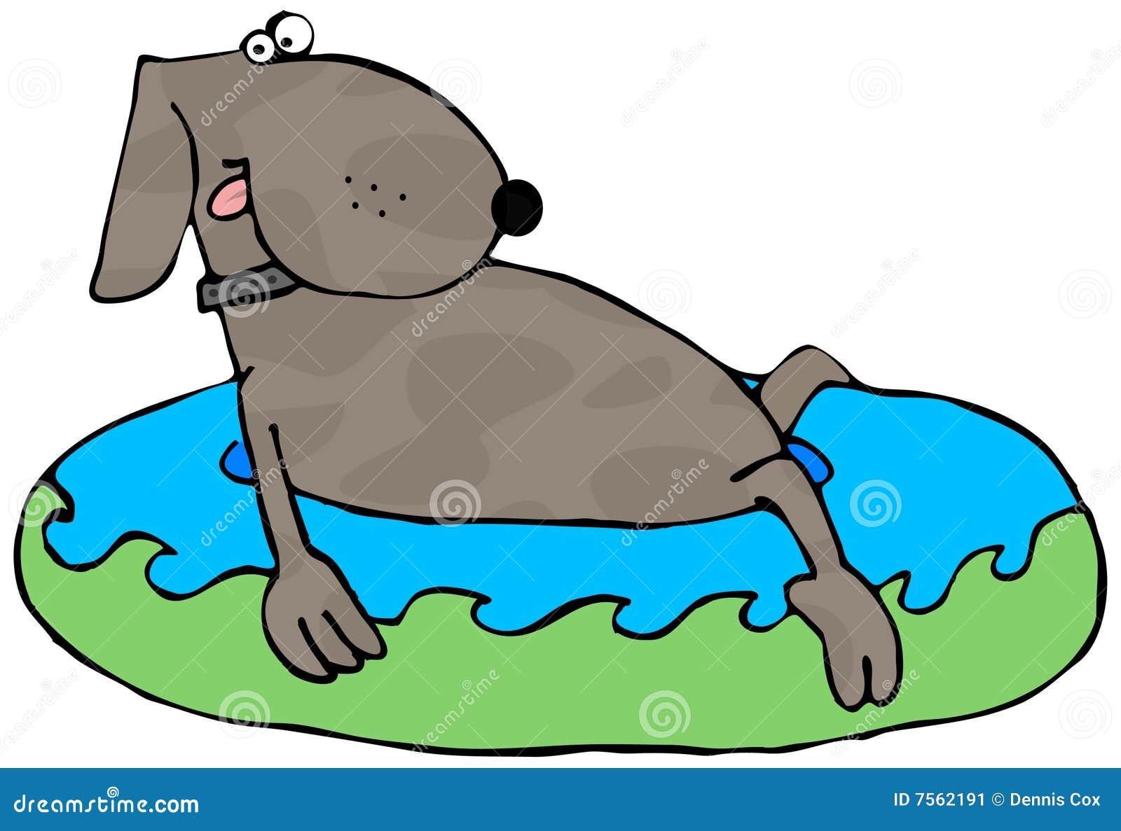 бассеин kiddie собаки