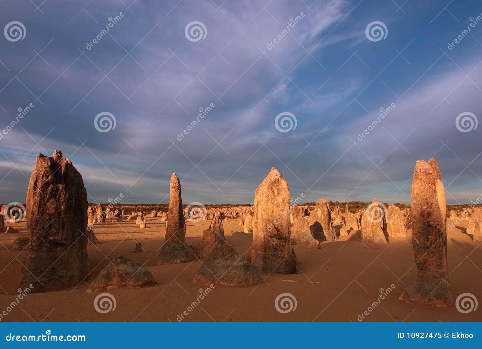 башенкы пустыни