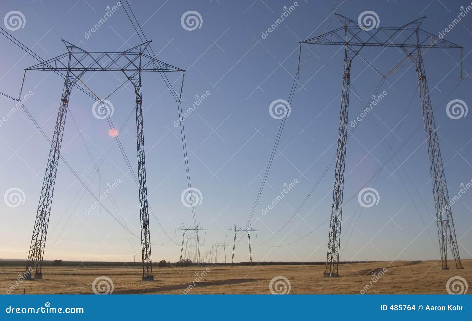 башни силы