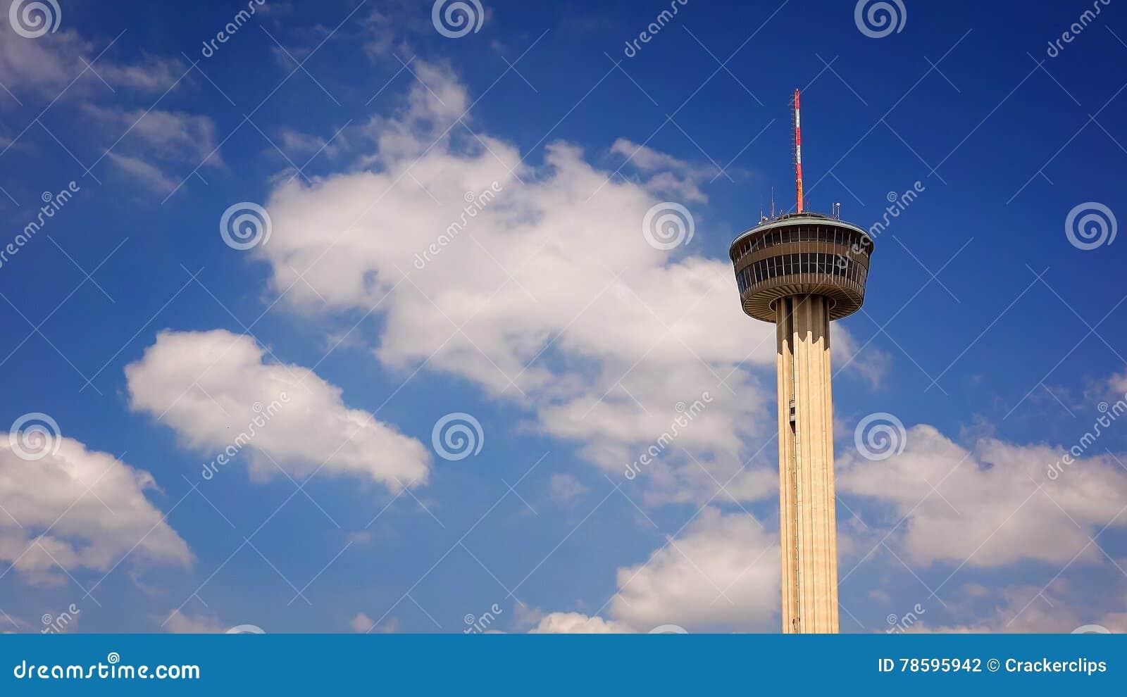 Башня Америк в Сан Антонио, Техасе