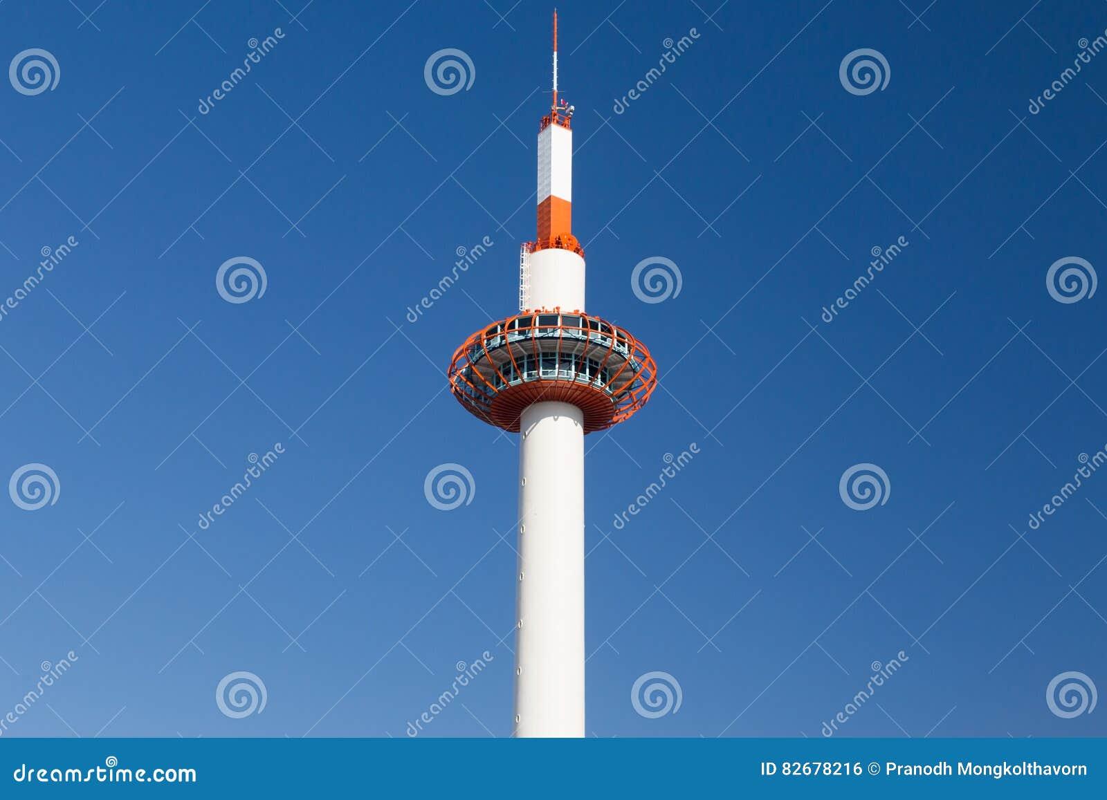 Башня Киото, Япония