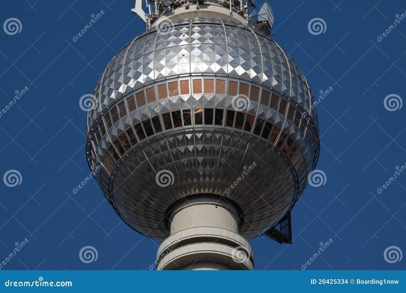 башня tv berlin
