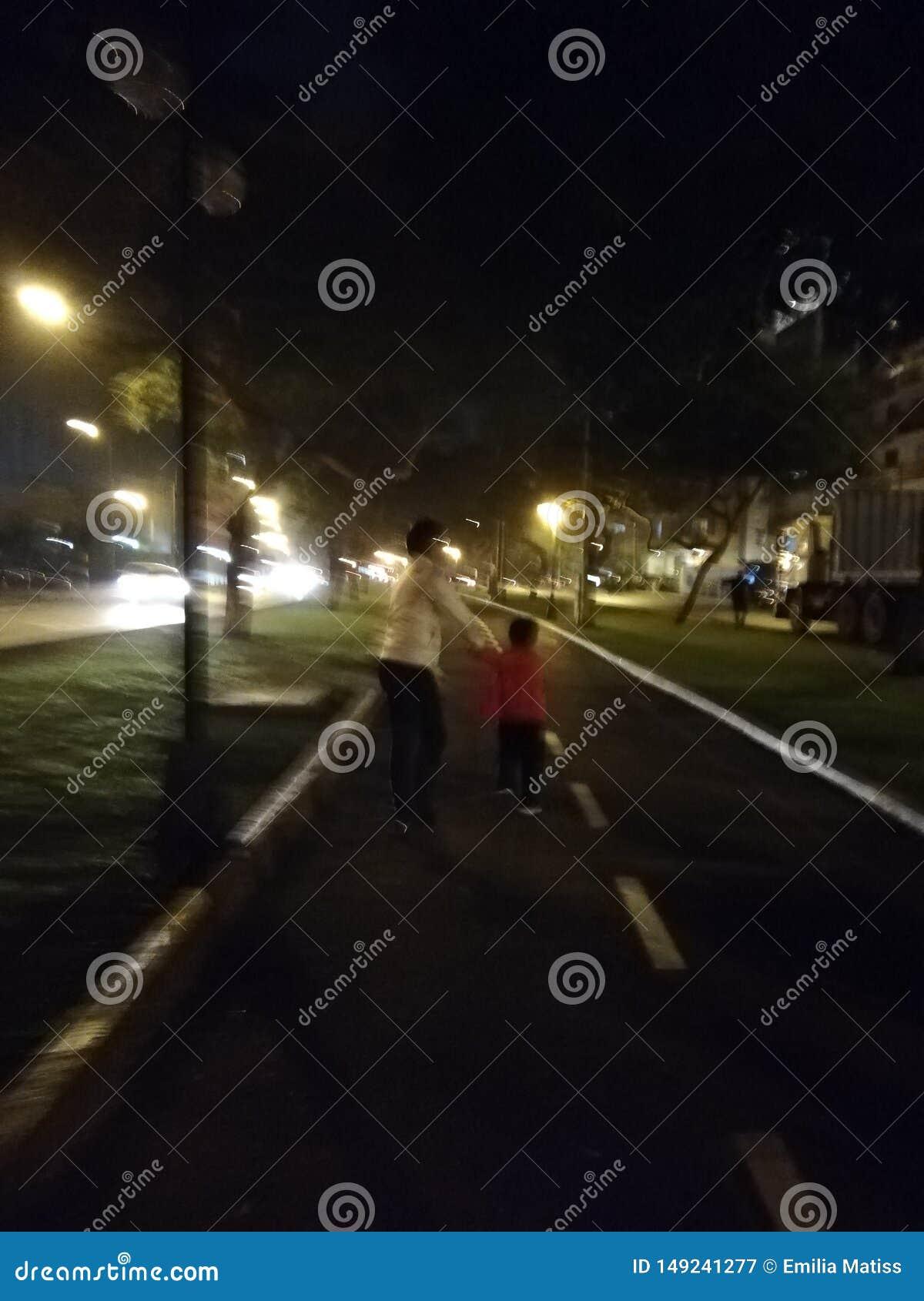 Бег на улице