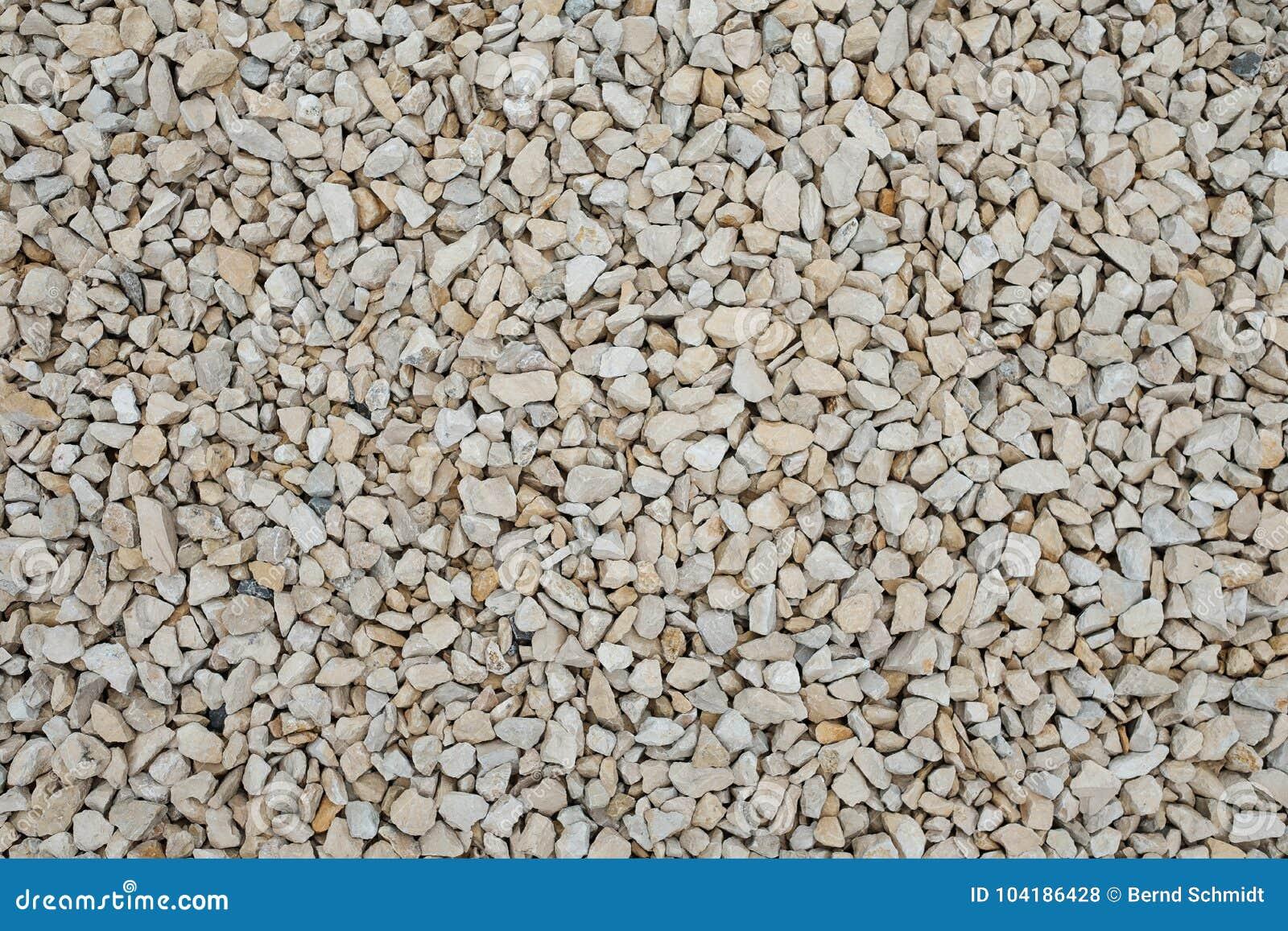 Бежевый гравий пемзы как конструкционный материал
