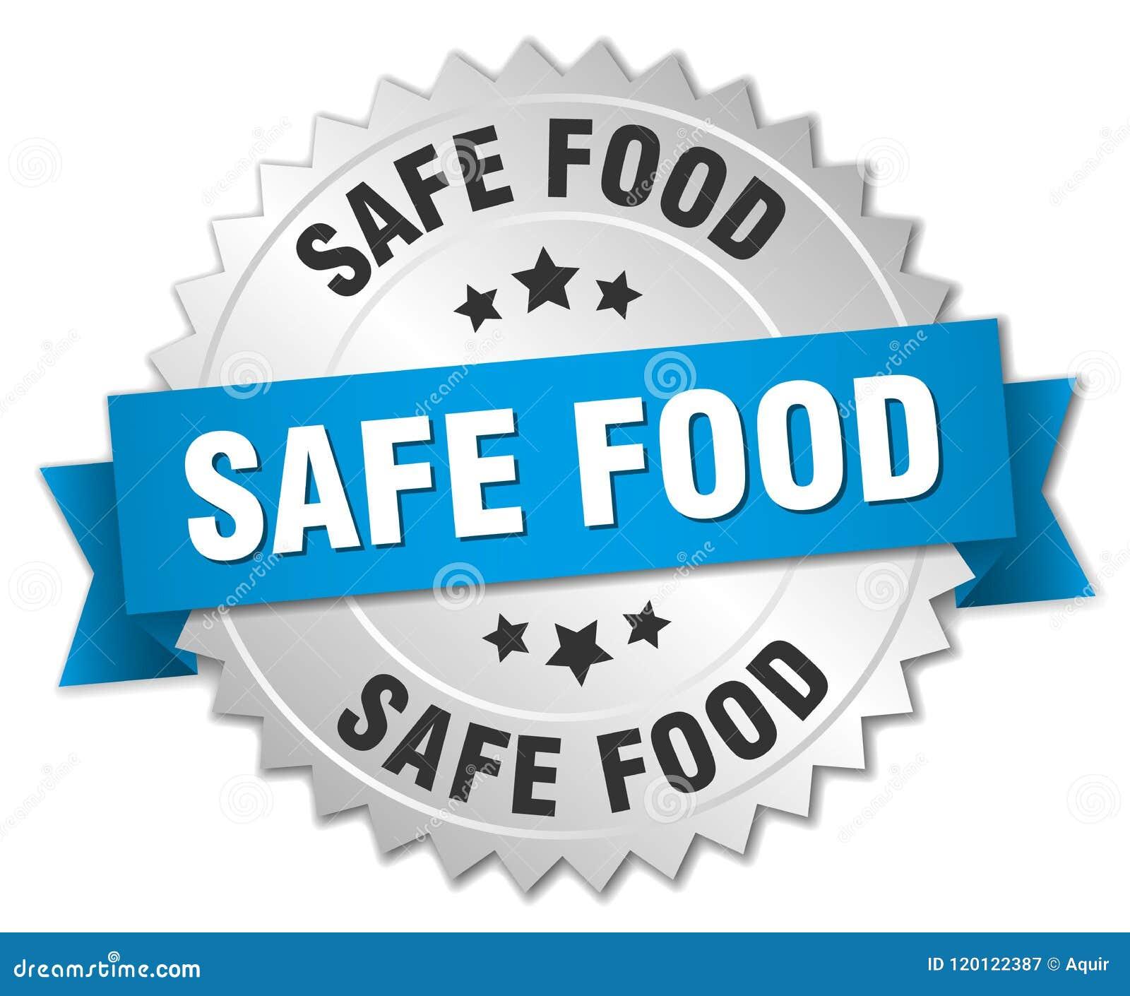 безопасная еда