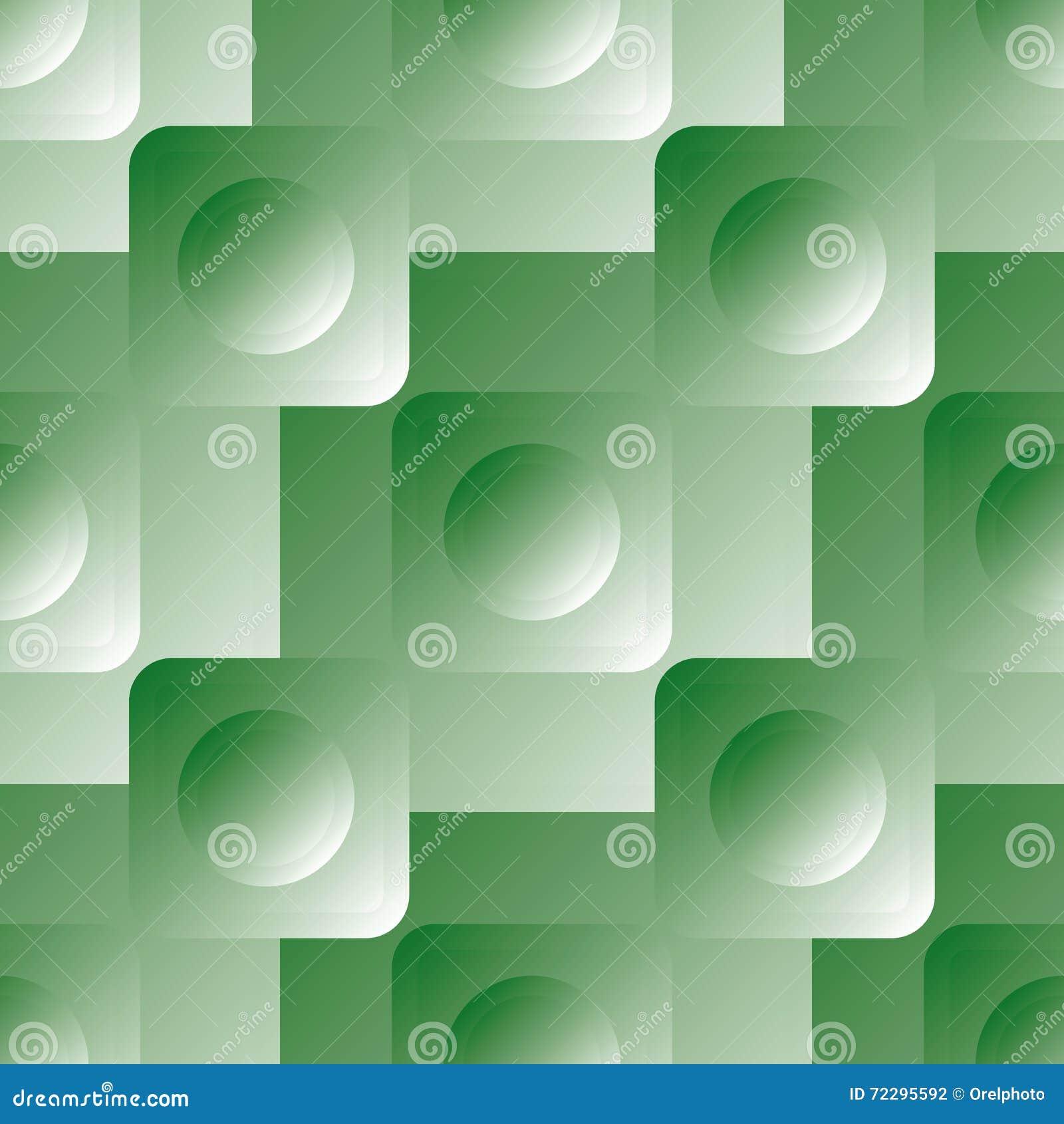 Download Безшовная картина с округленными квадратами Иллюстрация вектора - иллюстрации насчитывающей барбекю, структура: 72295592