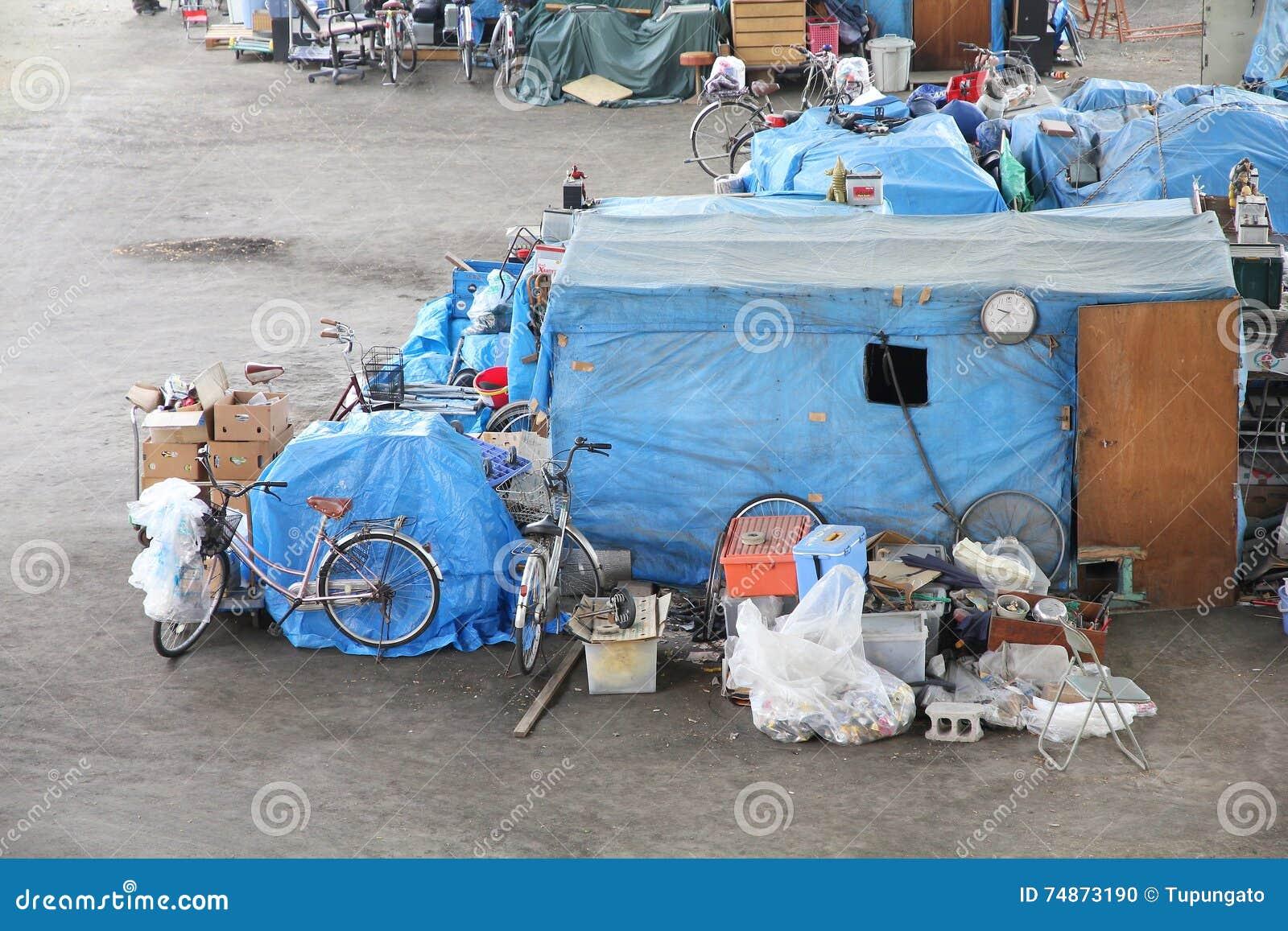 Бездомные шатры