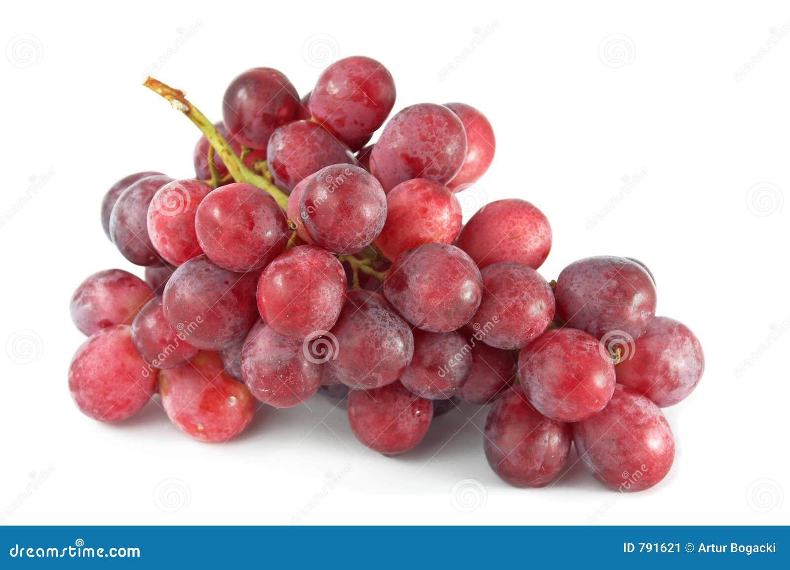 белизна виноградин красная