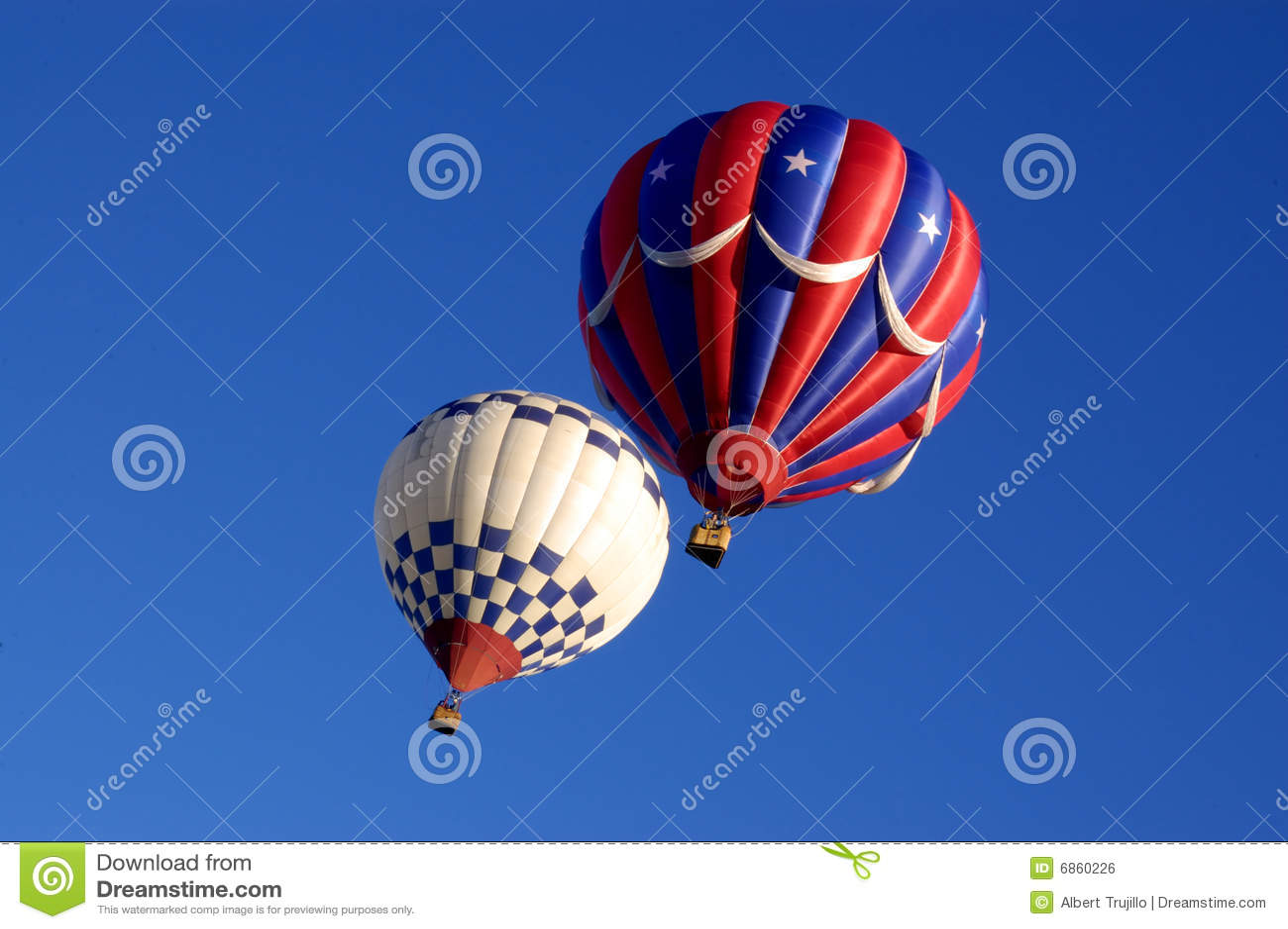 белизна воздушных шаров голубая горячая красная