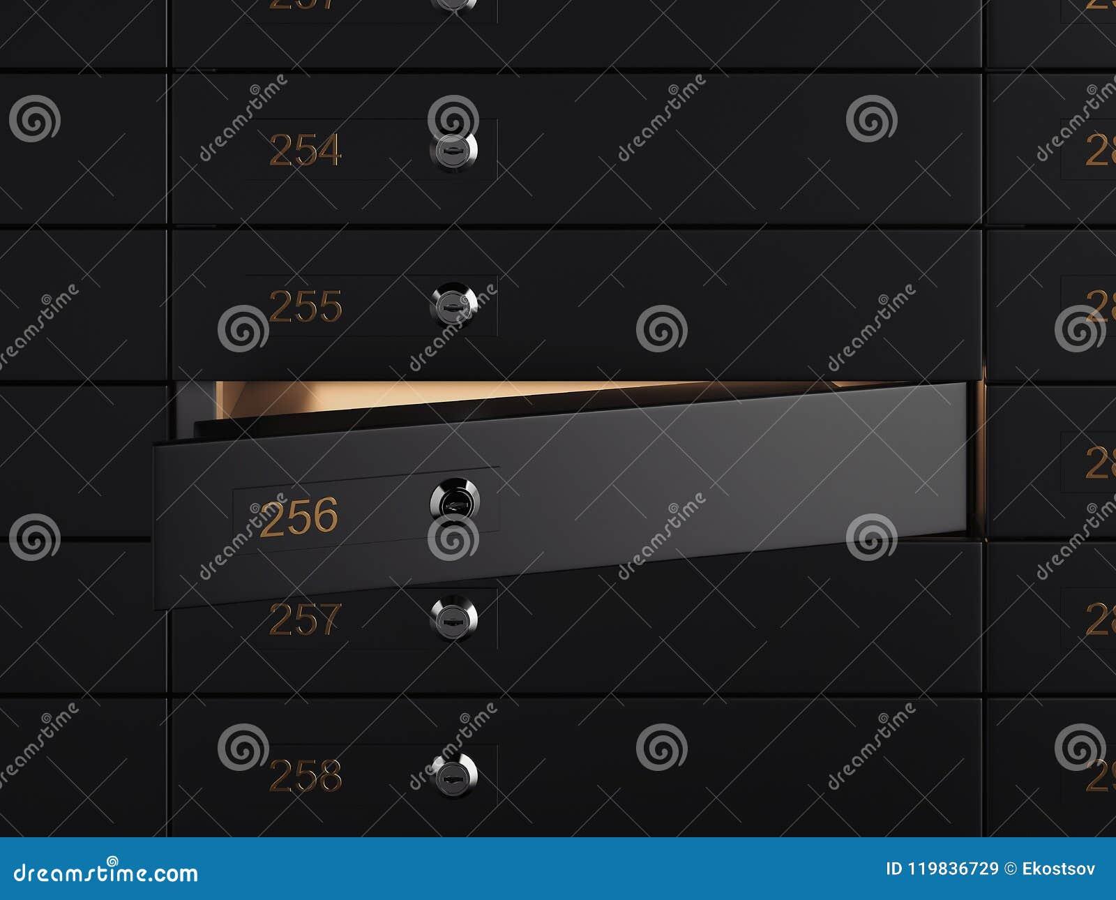 белизна коробки предпосылки изолированная залемью безопасная перевод 3d