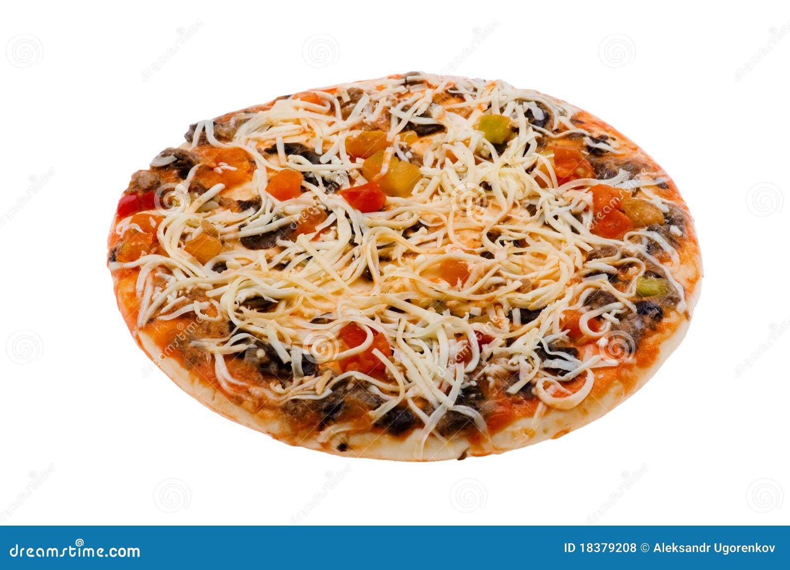 белизна пиццы сырцовая