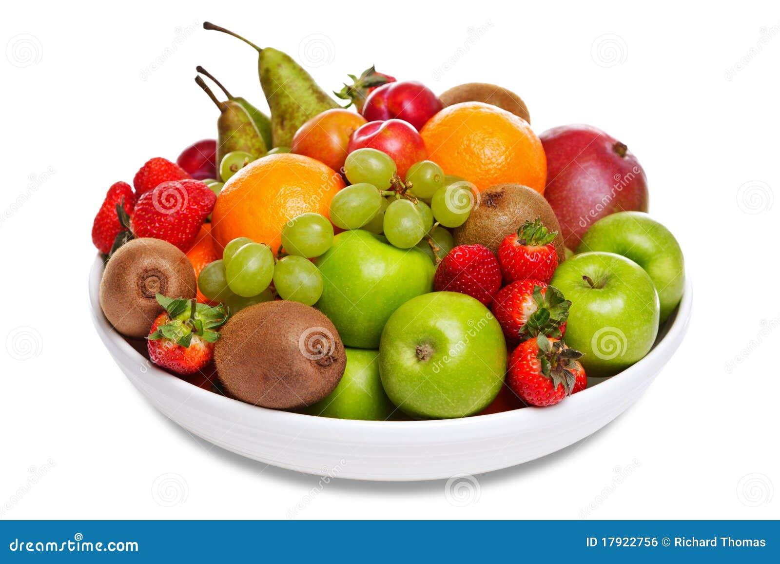 белизна свежих фруктов шара изолированная
