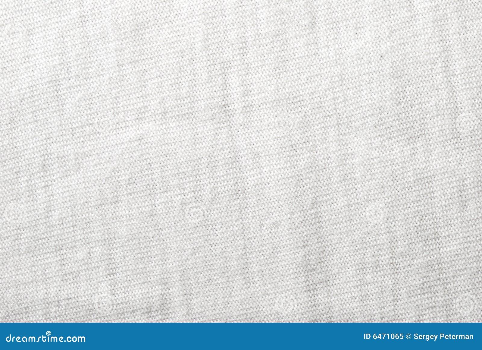 белизна текстуры хлопко-бумажная ткани