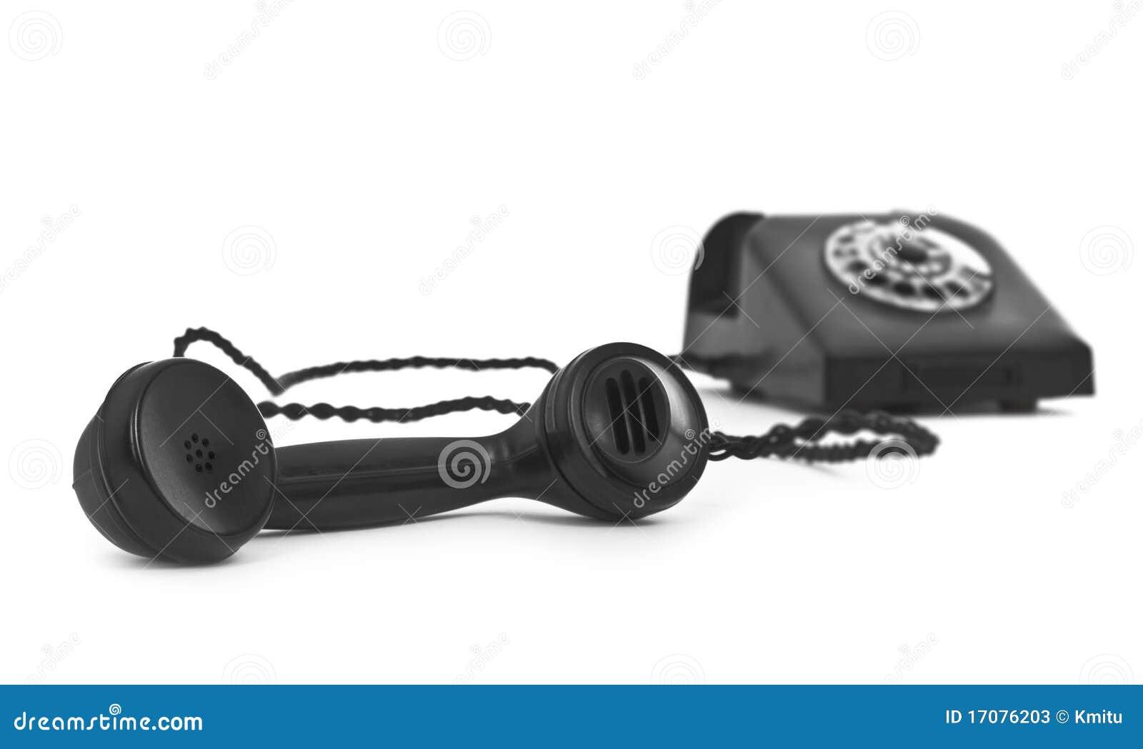 белизна телефона бакелита старая