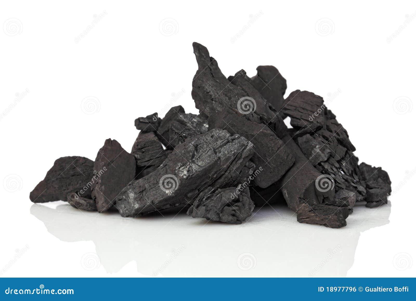 белизна угля