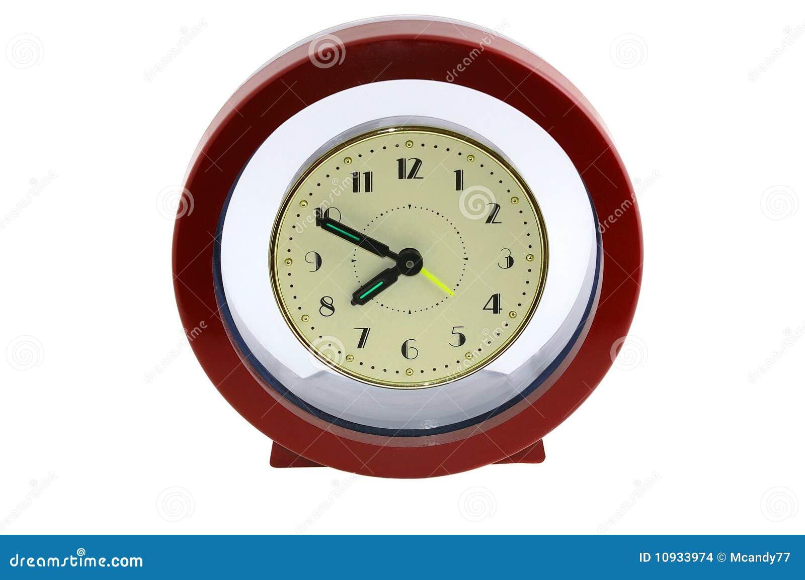 белизна часов круглая