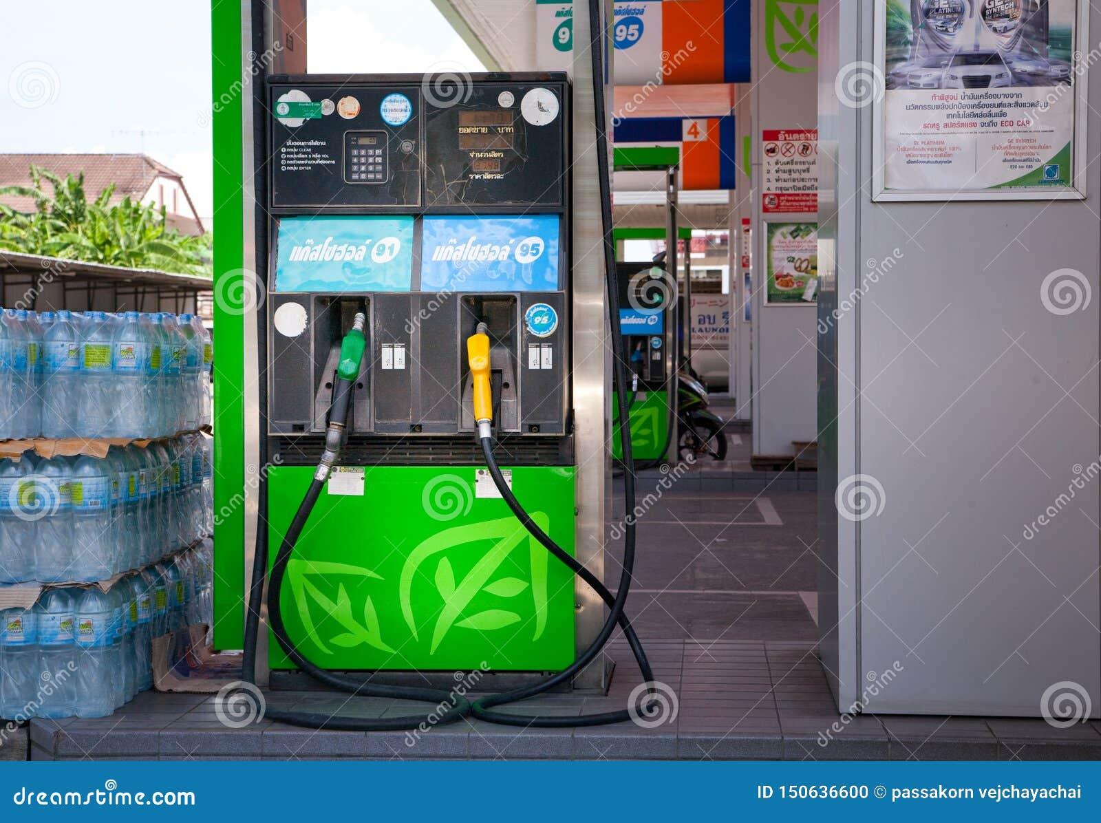 Бензозаправочная колонка