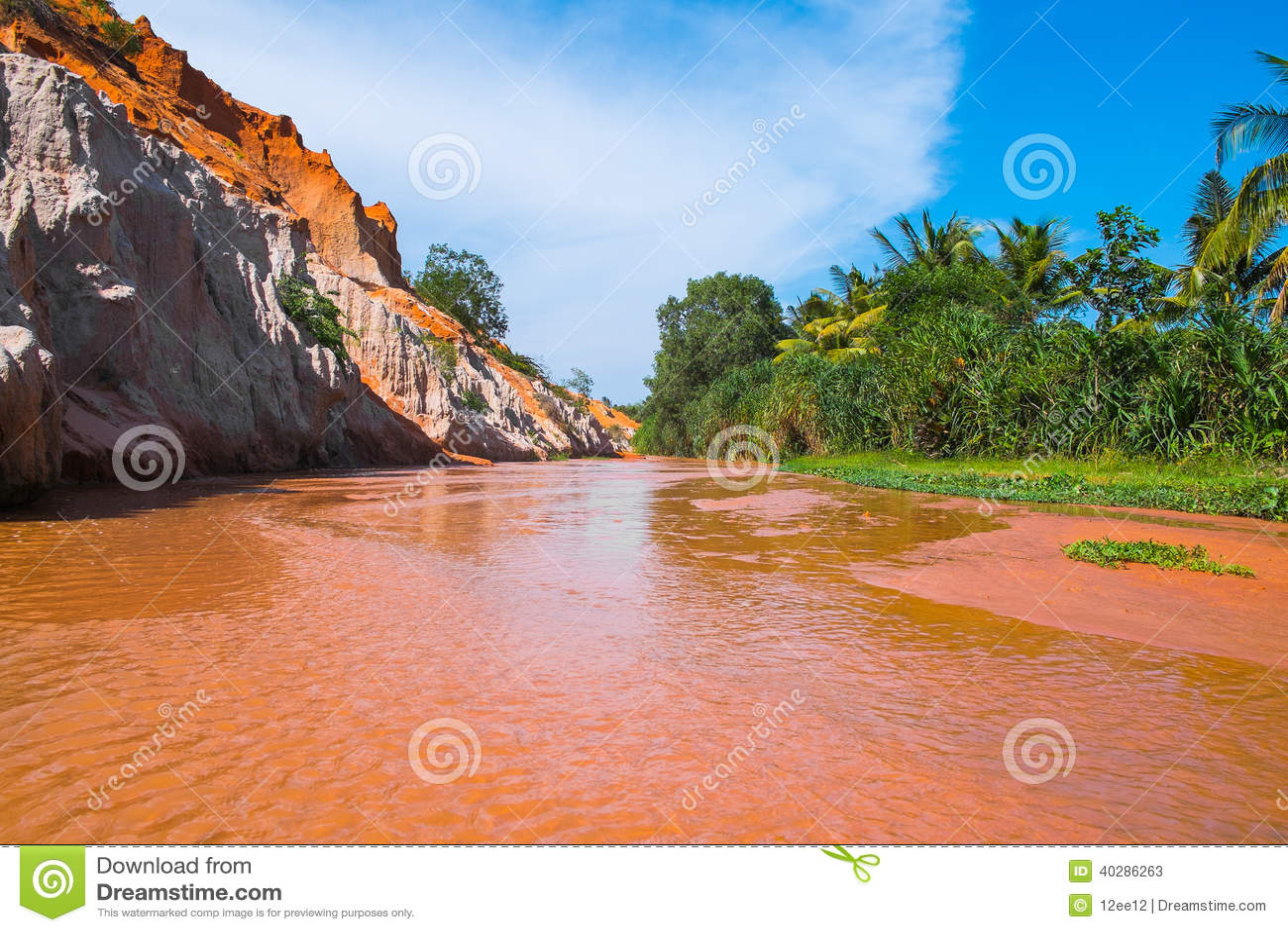 Берег Red River