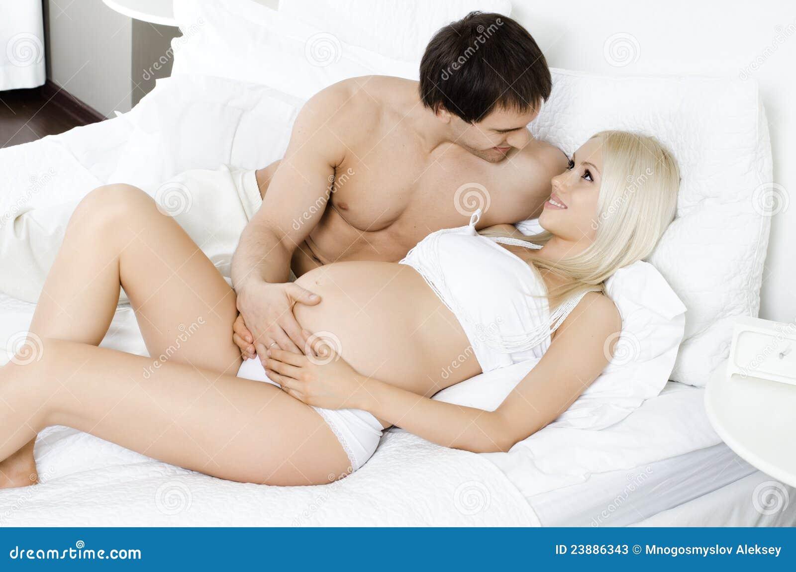 Можно ли оргазм беременным