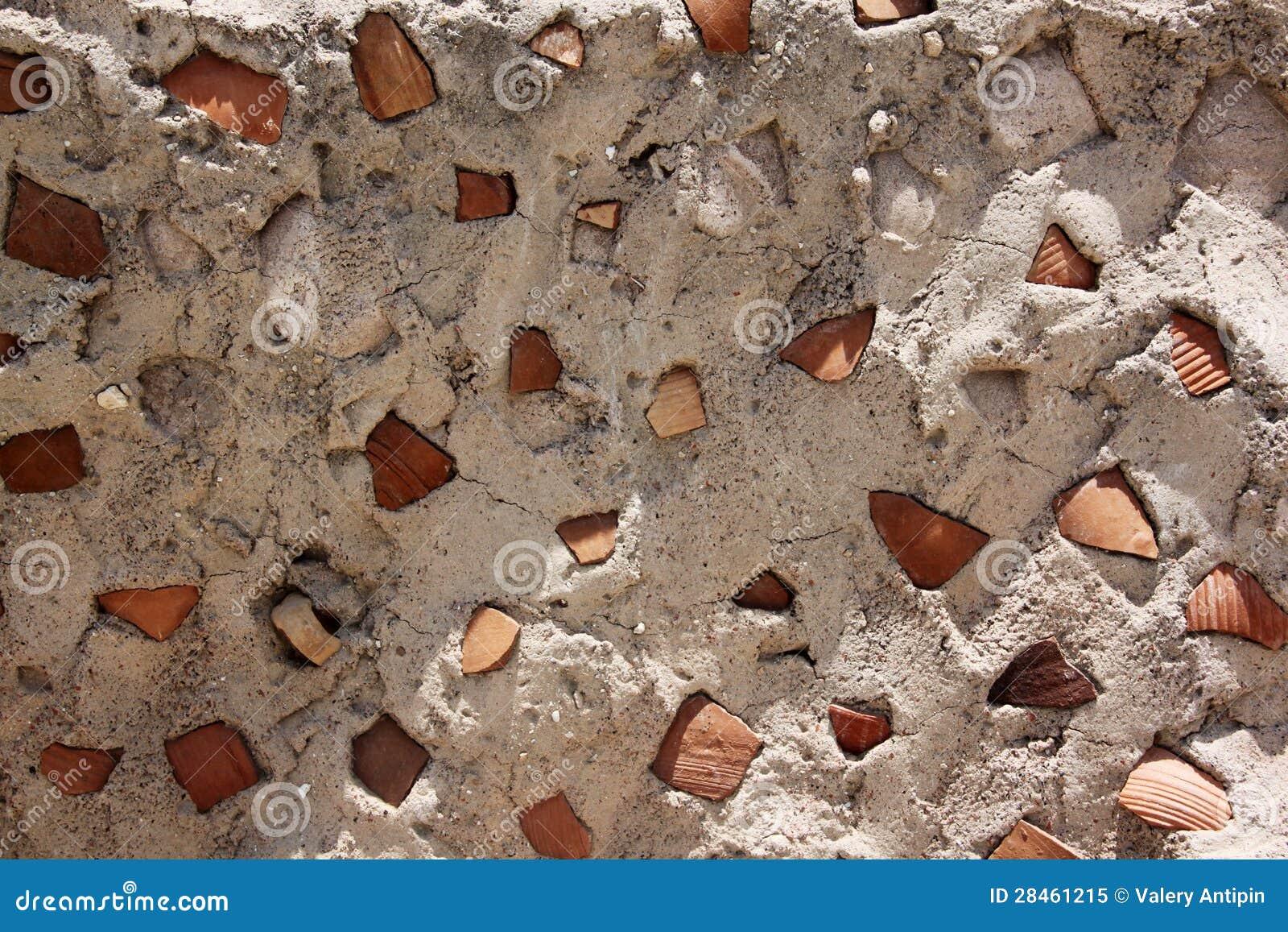 Бетон из глины фибробетон монолит