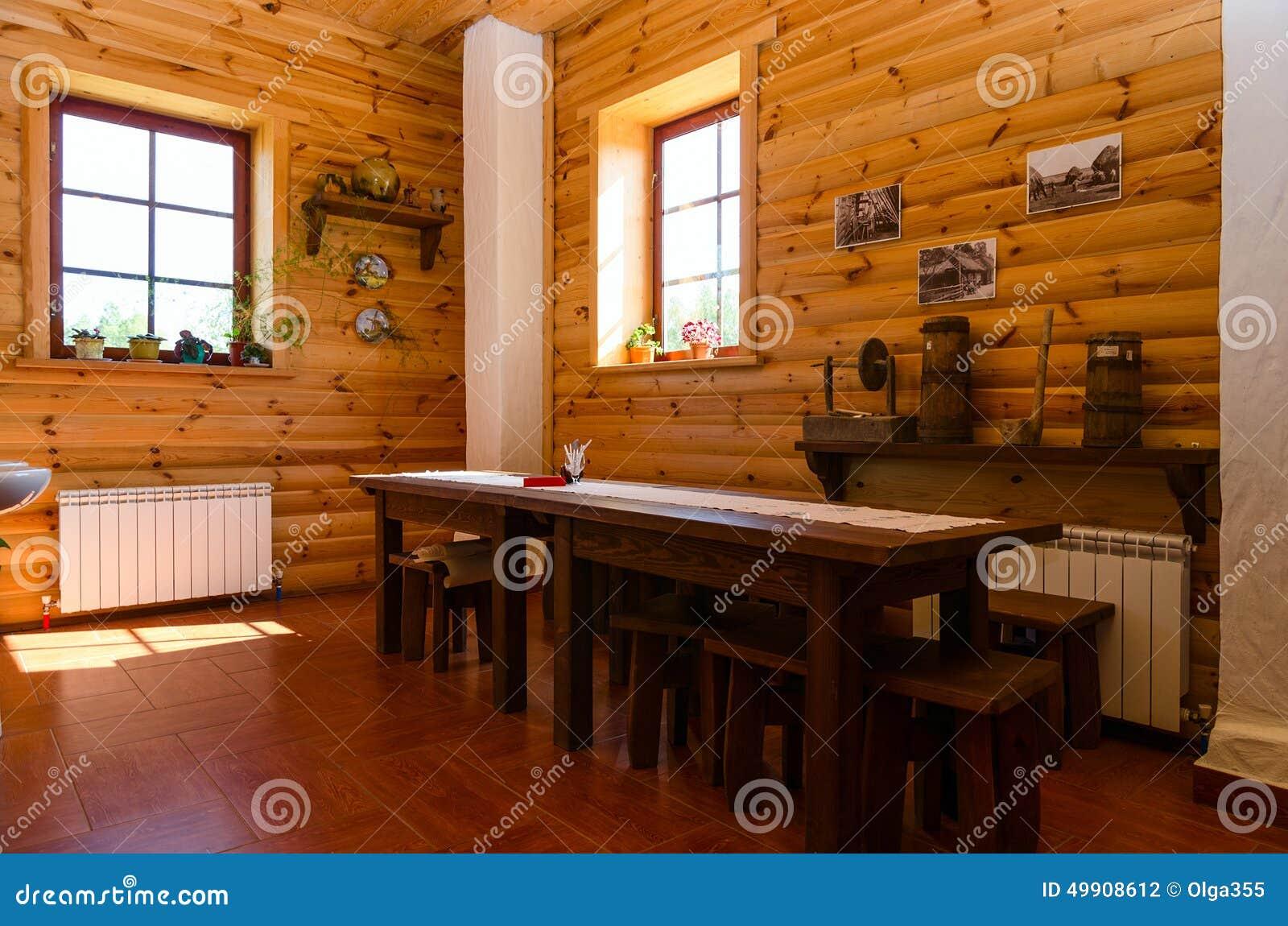 Беларусь, Dudutki, музей фольклорных ремесел и технологий Fragme Редакционное Фотография