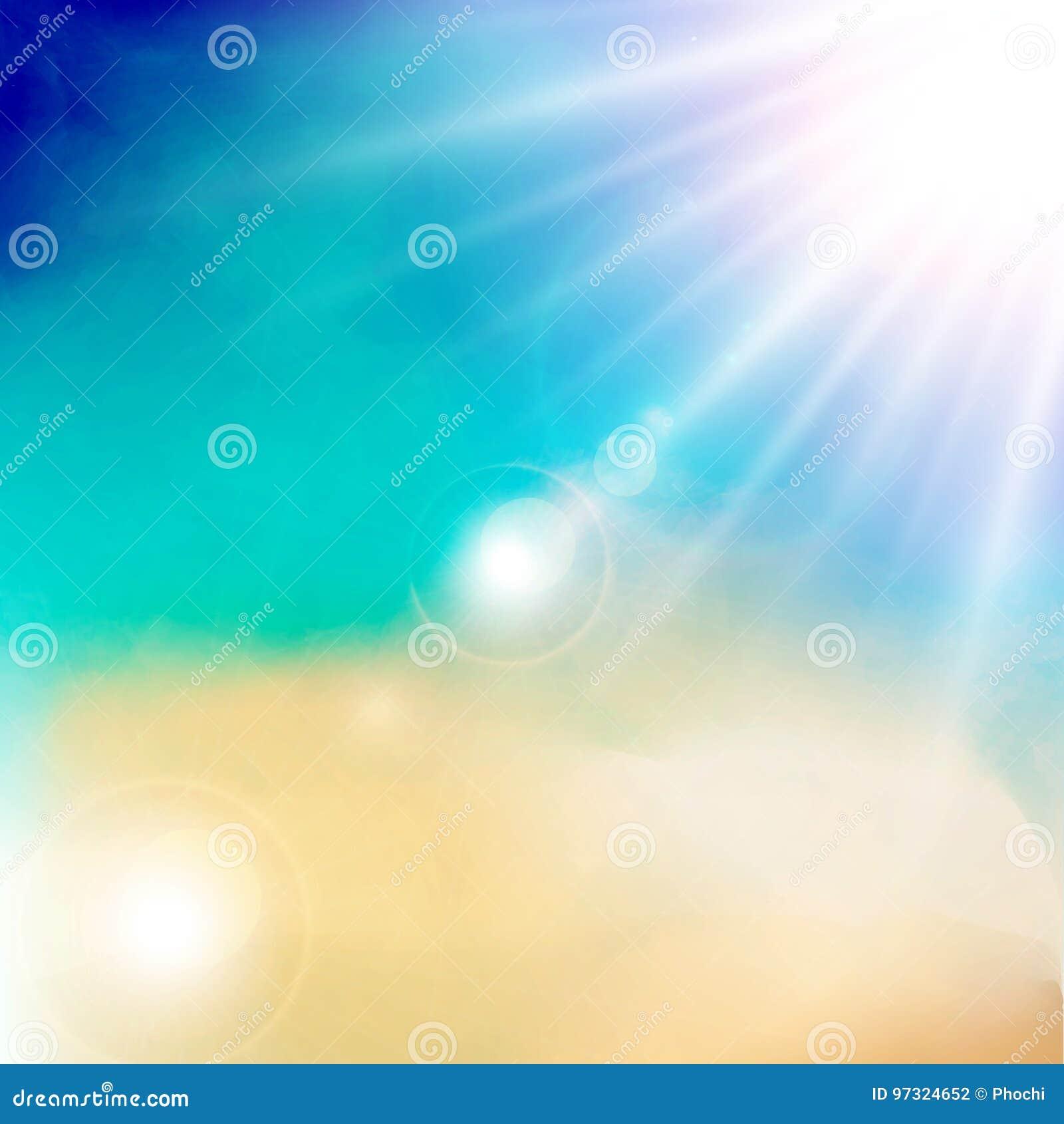Белая деталь облака в голубом небе с бедой дневного света солнечности