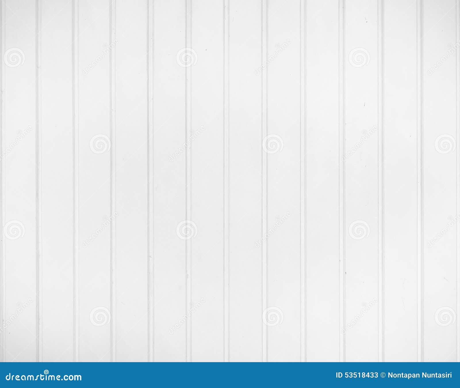 Белая стена панели