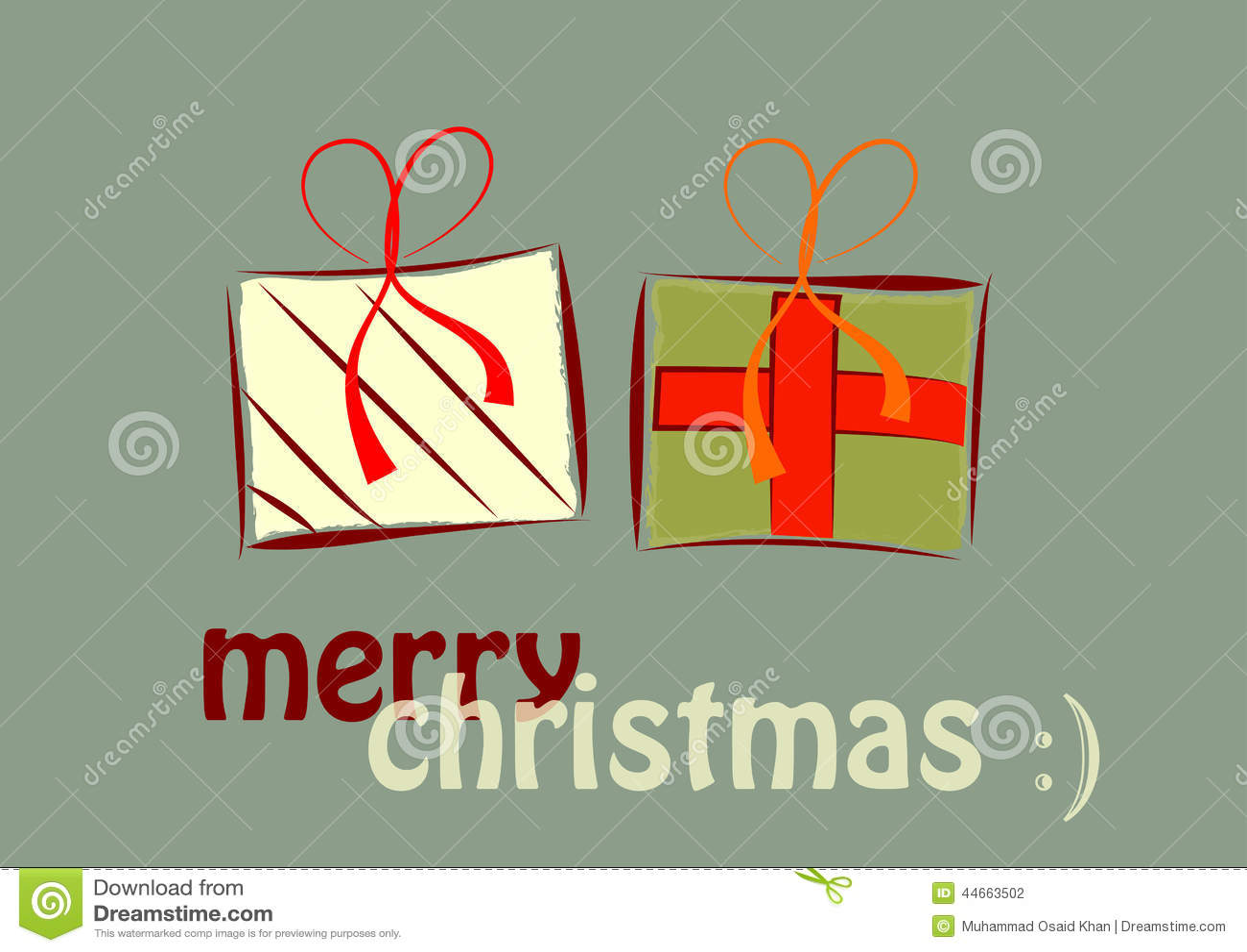 белизна изоляции подарков рождества