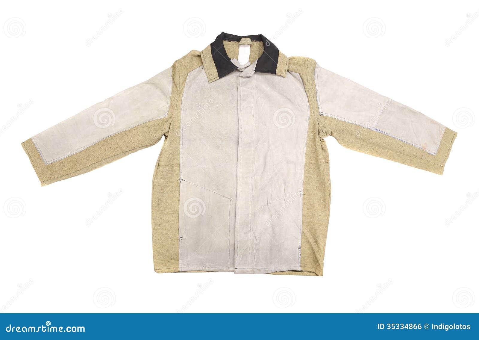 Белизна и беж куртки людей хлопка