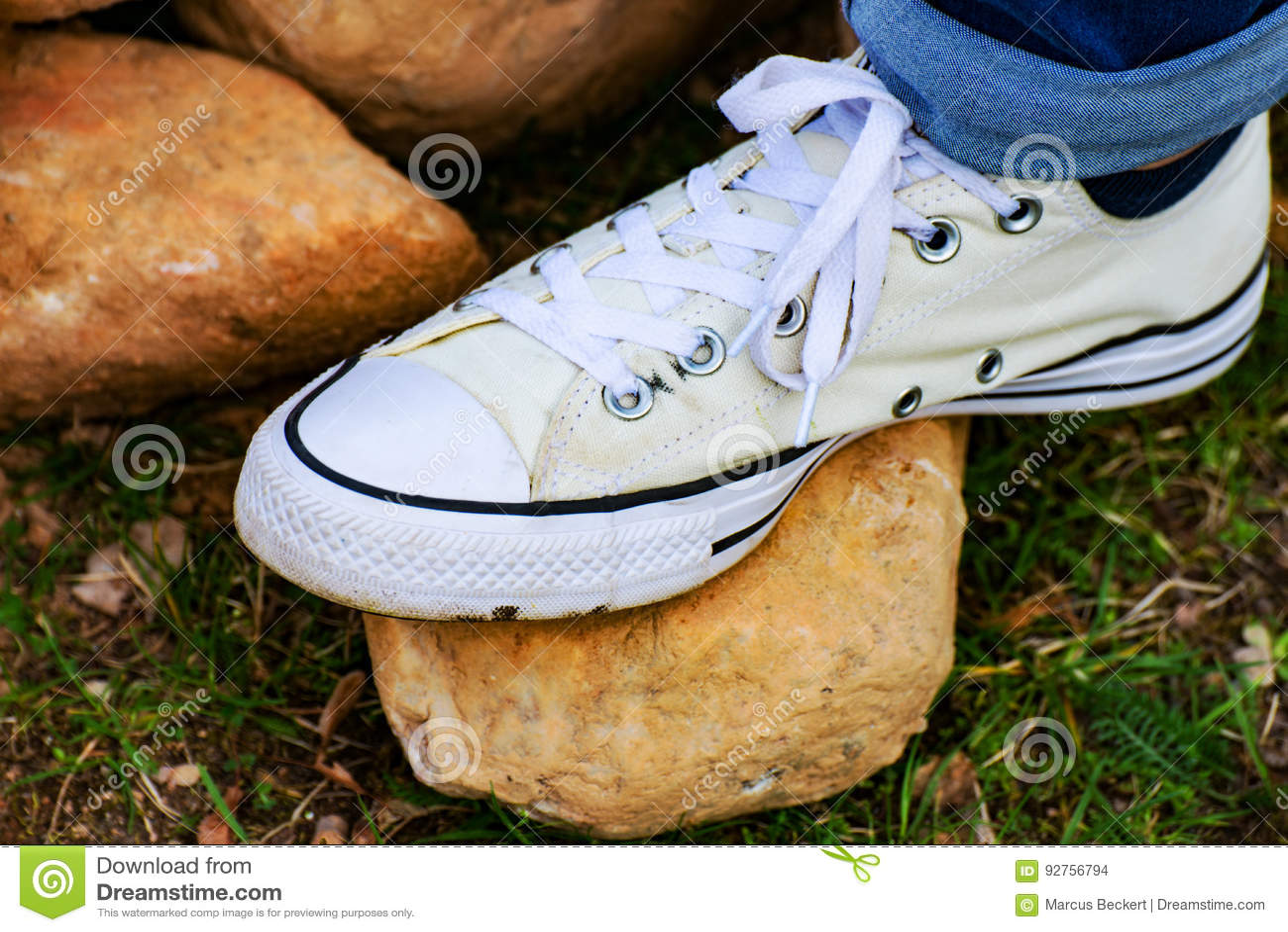 Белые ботинки Тейлора цыпленка