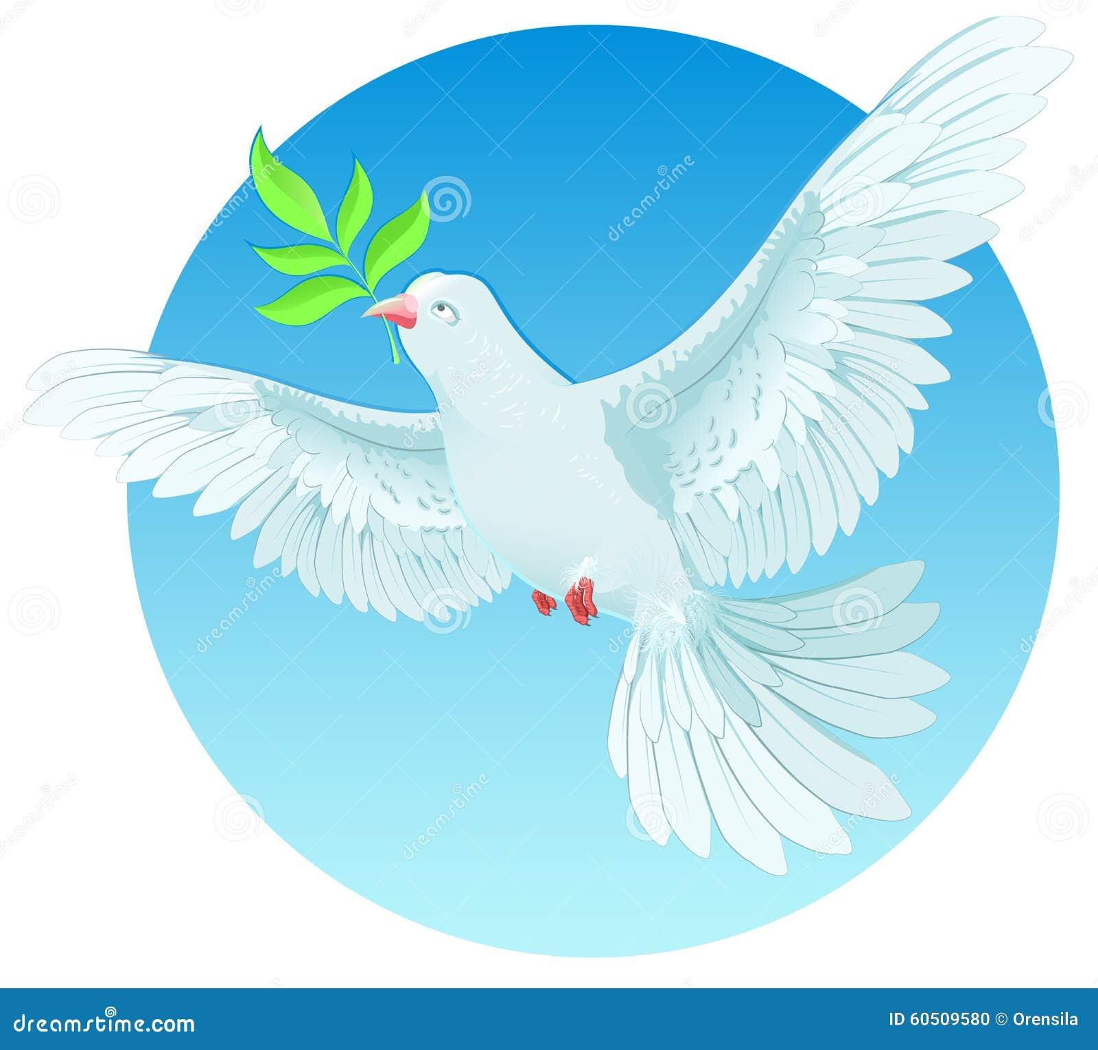 Поделки на тему мир с голубями