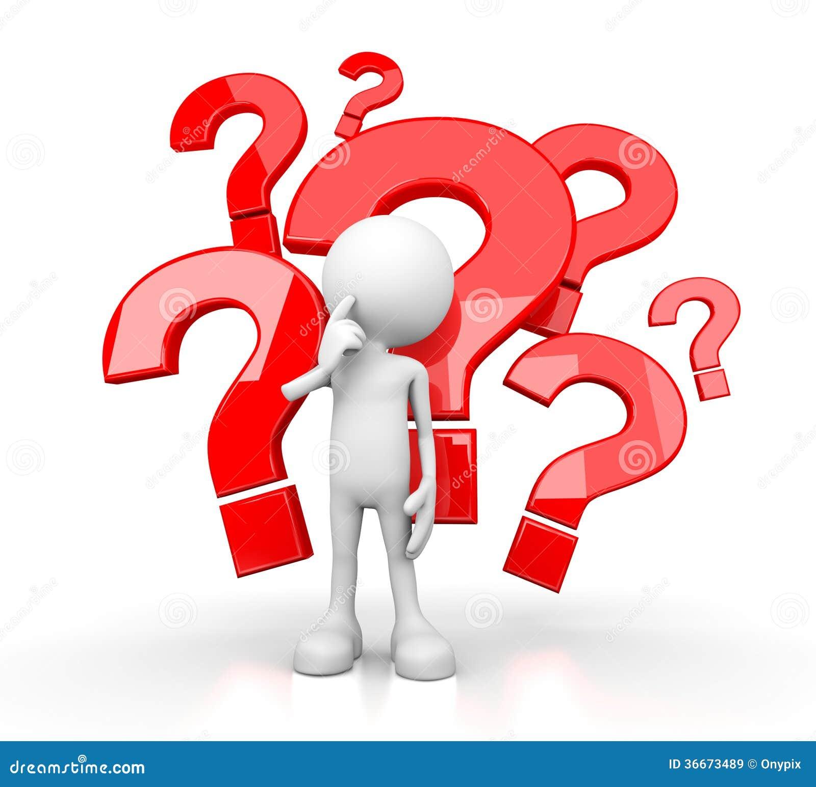 Белый 3d человек - много вопросов