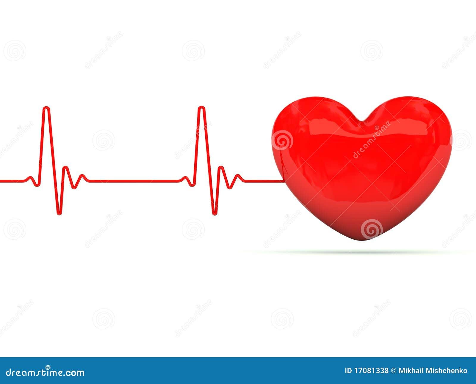 биение сердца сердца