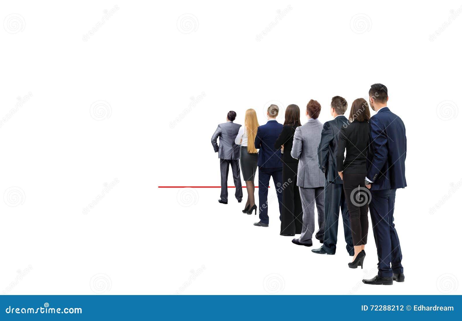 Download Бизнесмены изолированные на белизне Стоковое Фото - изображение насчитывающей профиль, курс: 72288212