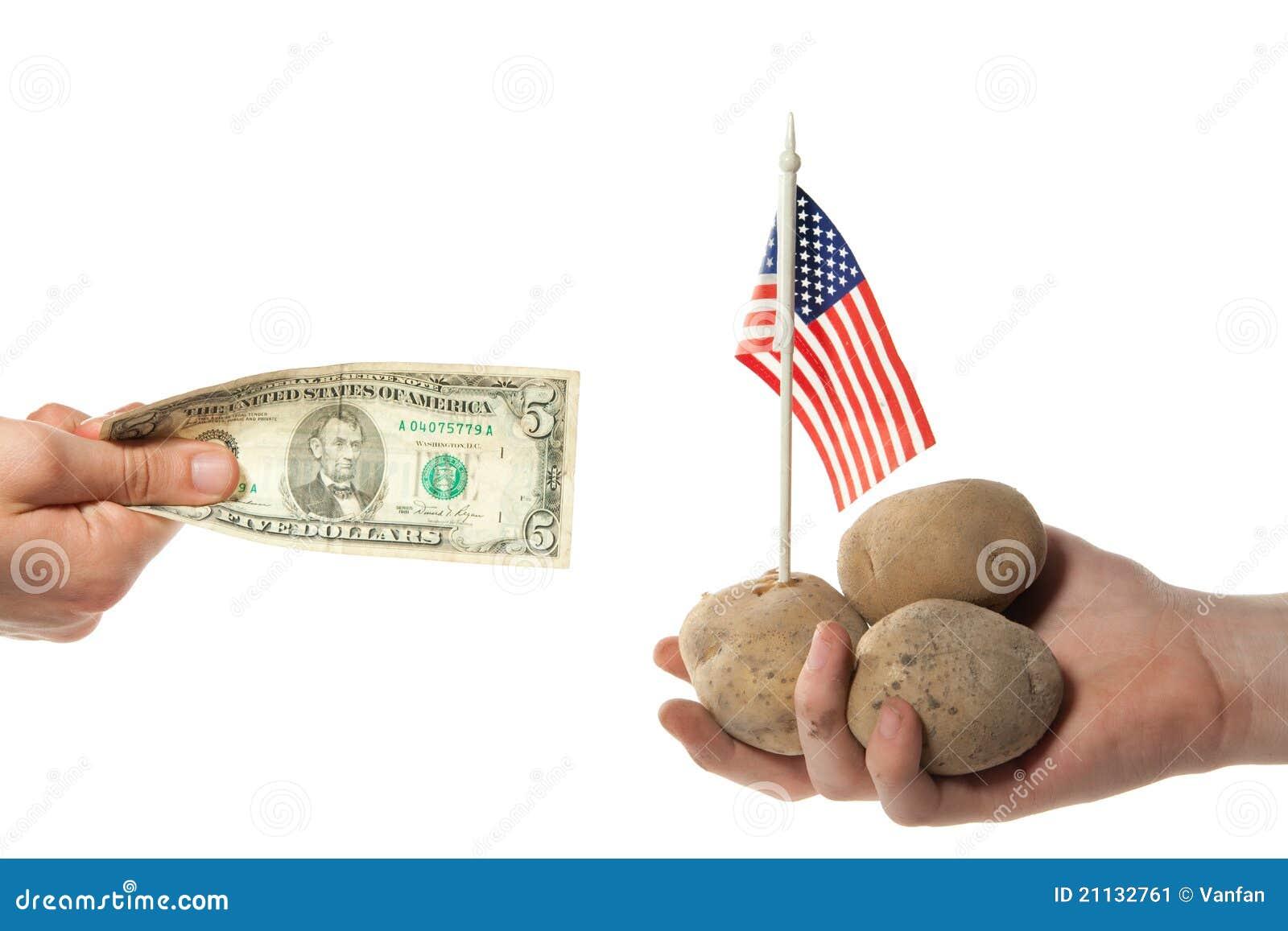 бизнесмен американца agriculturist