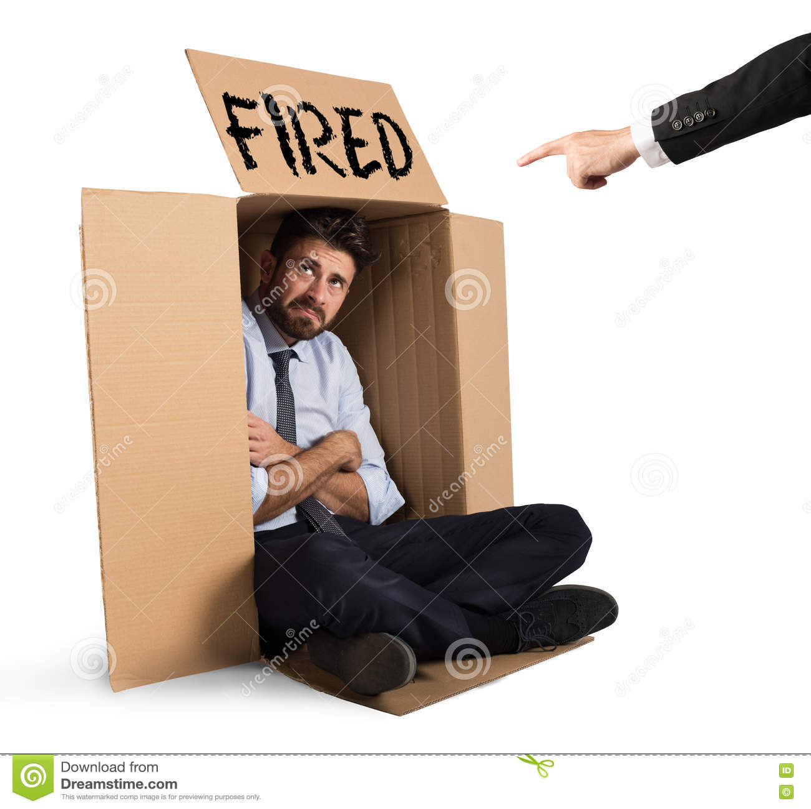 бизнесмен сгорел