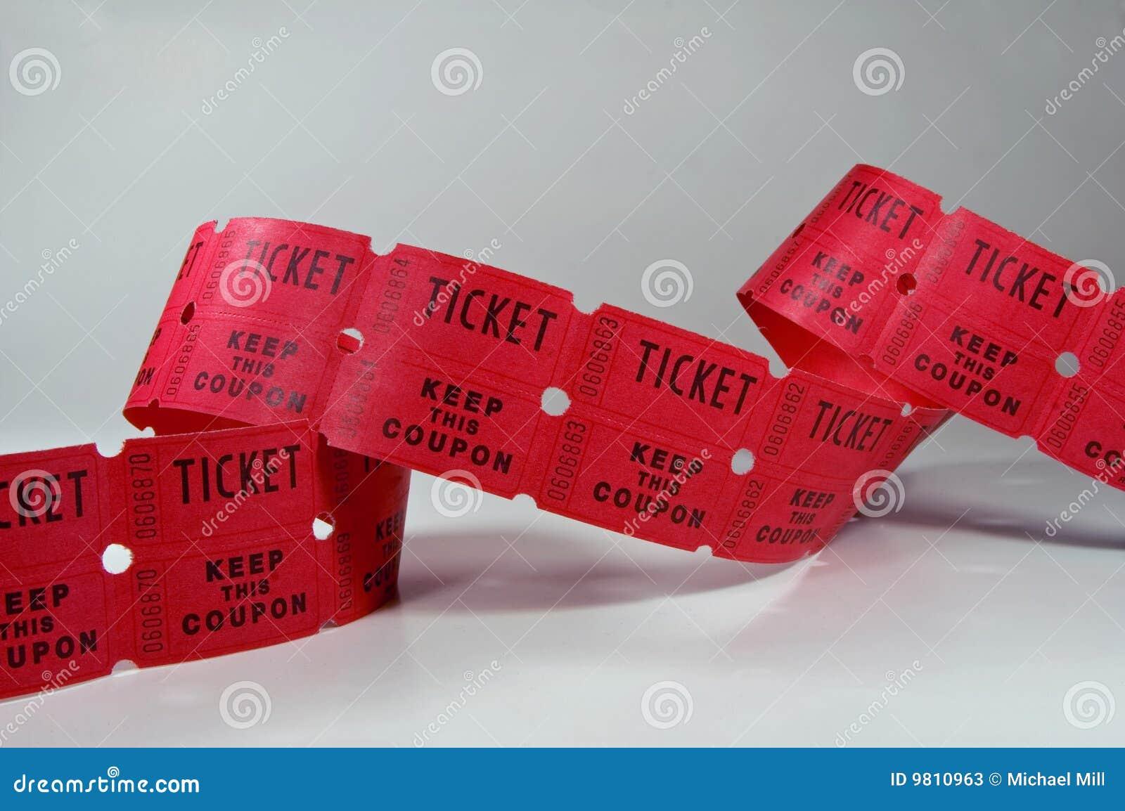 билет stubs