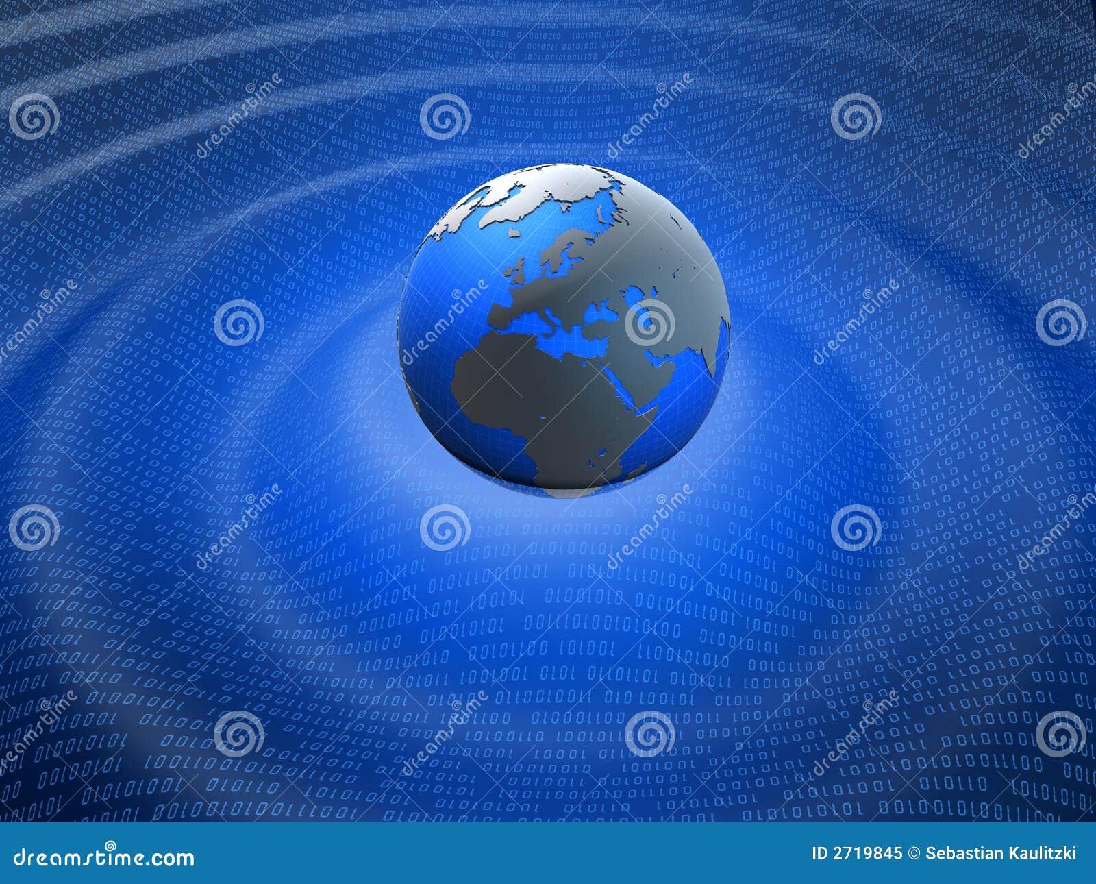 бинарный глобус