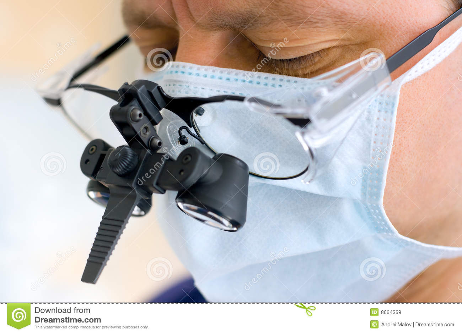 бинокулярный хирург стекел