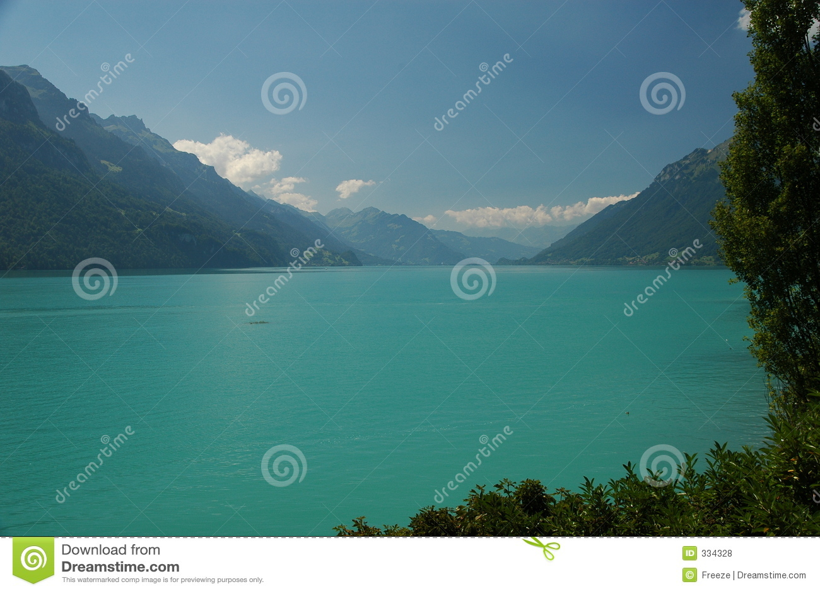 бирюза горы озера